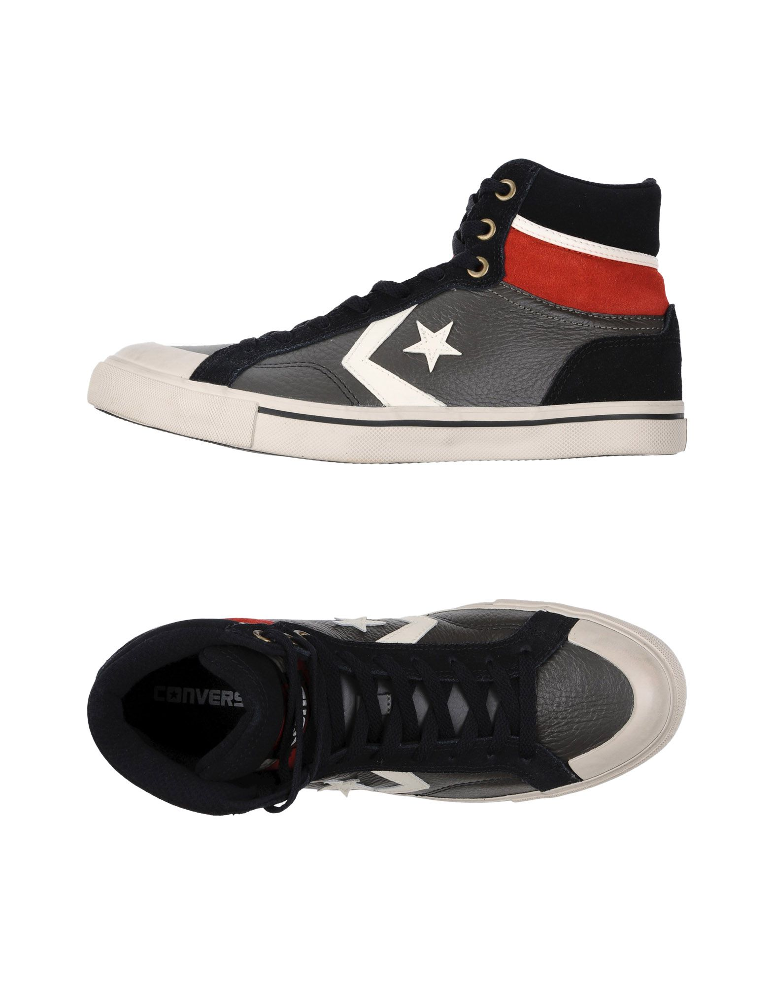 Rabatt echte Schuhe Converse Cons Sneakers Herren  11282585BT