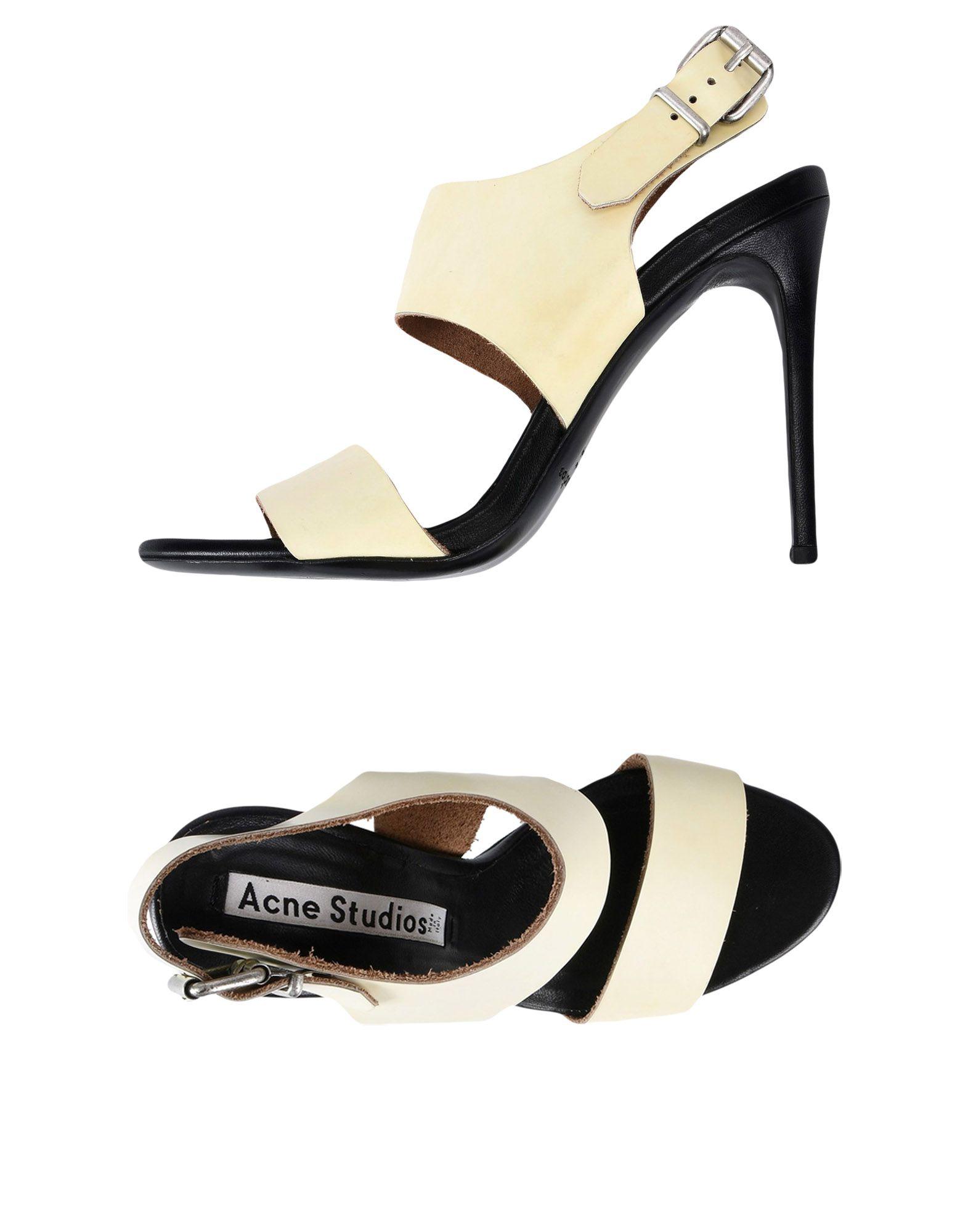 Stilvolle billige Schuhe Acne Studios Sandalen Damen  11283027OO