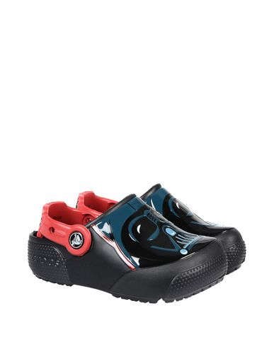 v CROCS k v lab fun Sandalen lights dark lab CROCS lights fun dark qCqwgav