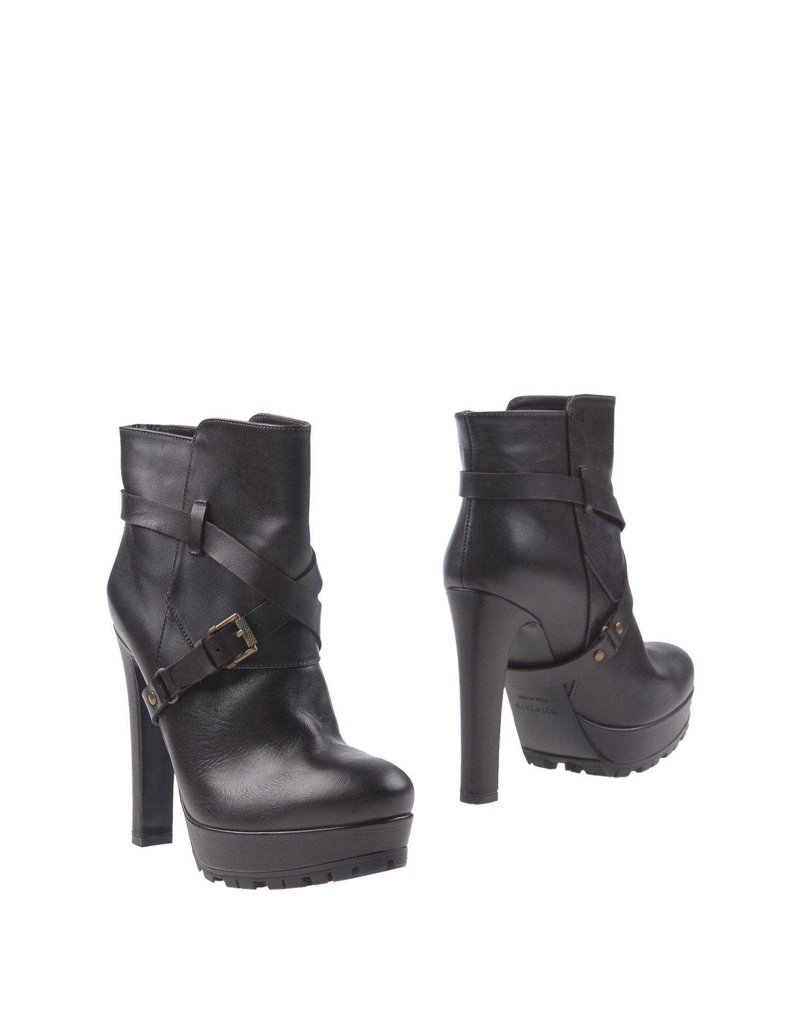 Rabatt Schuhe Belstaff Stiefelette Damen  11283370AM