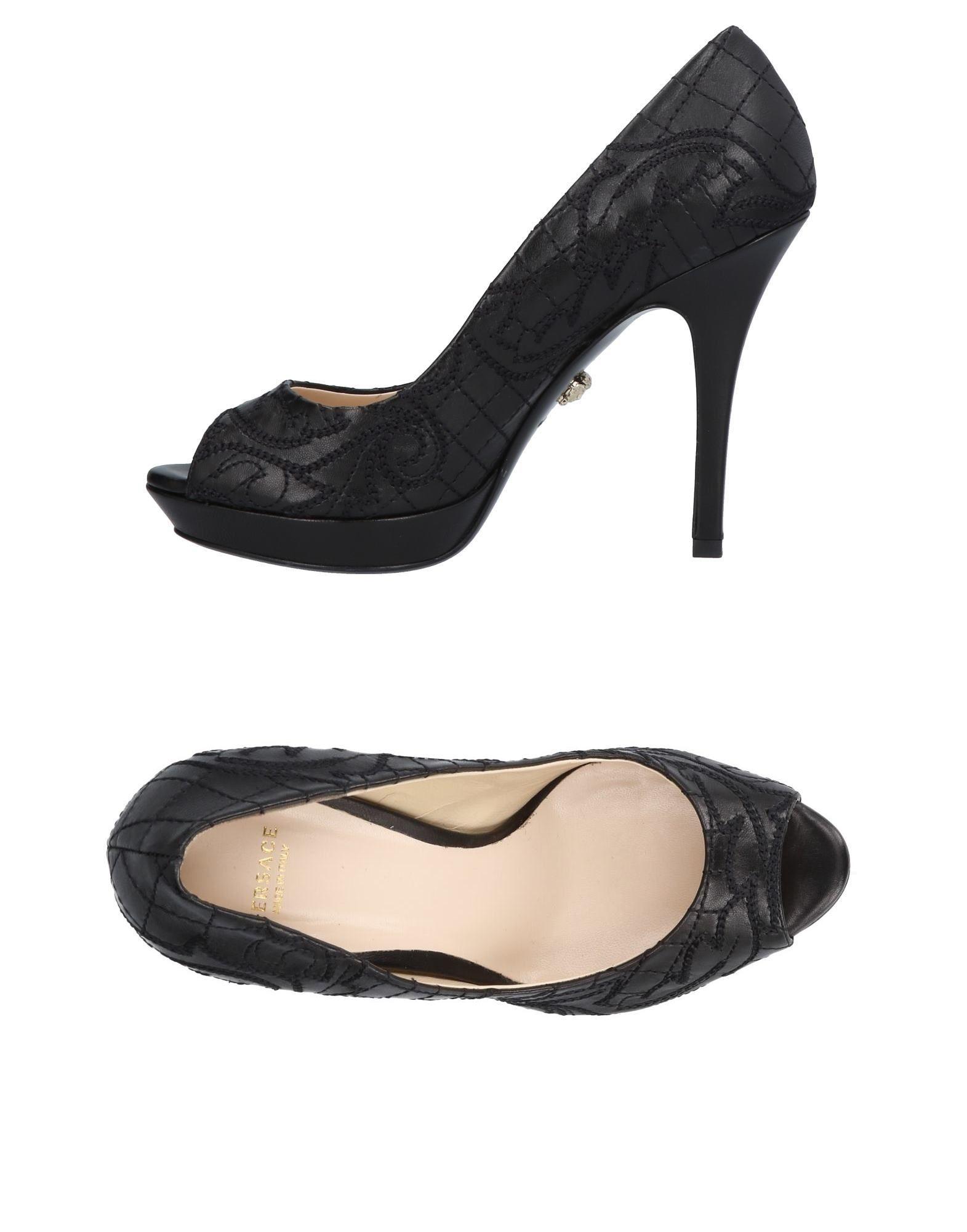 Moda Décolleté Versace Versace Décolleté Donna - 11283462WH 26a2af