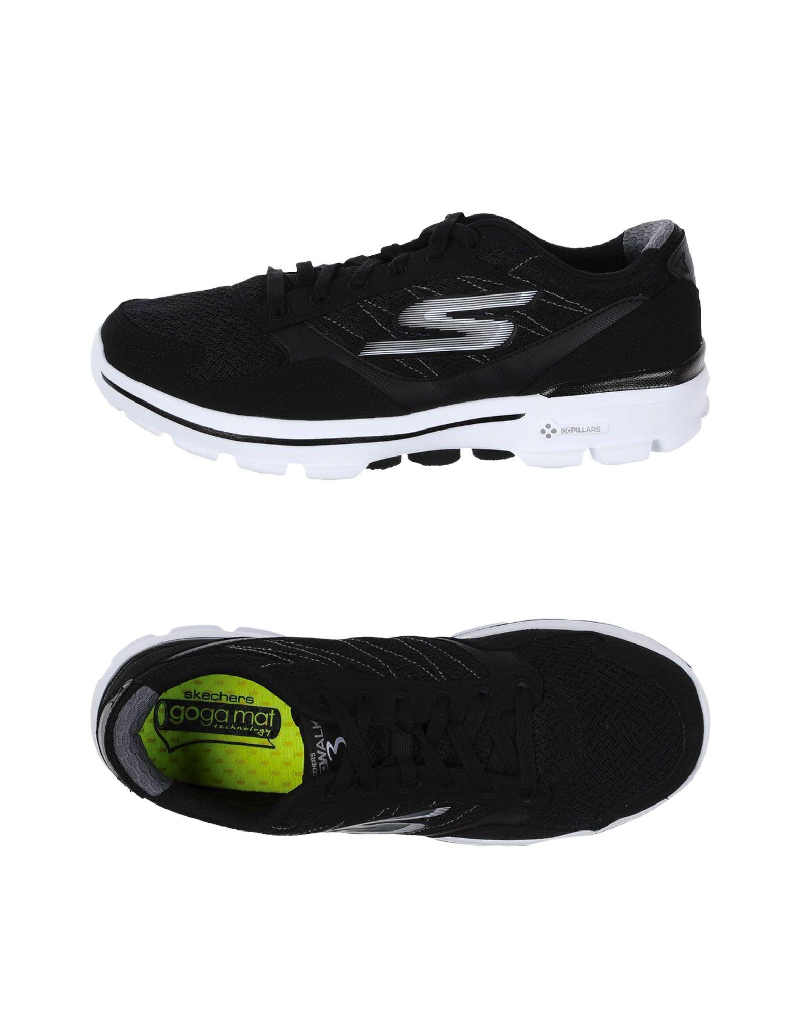 Rabatt echte Schuhe Skechers Sneakers Herren  11283587UK