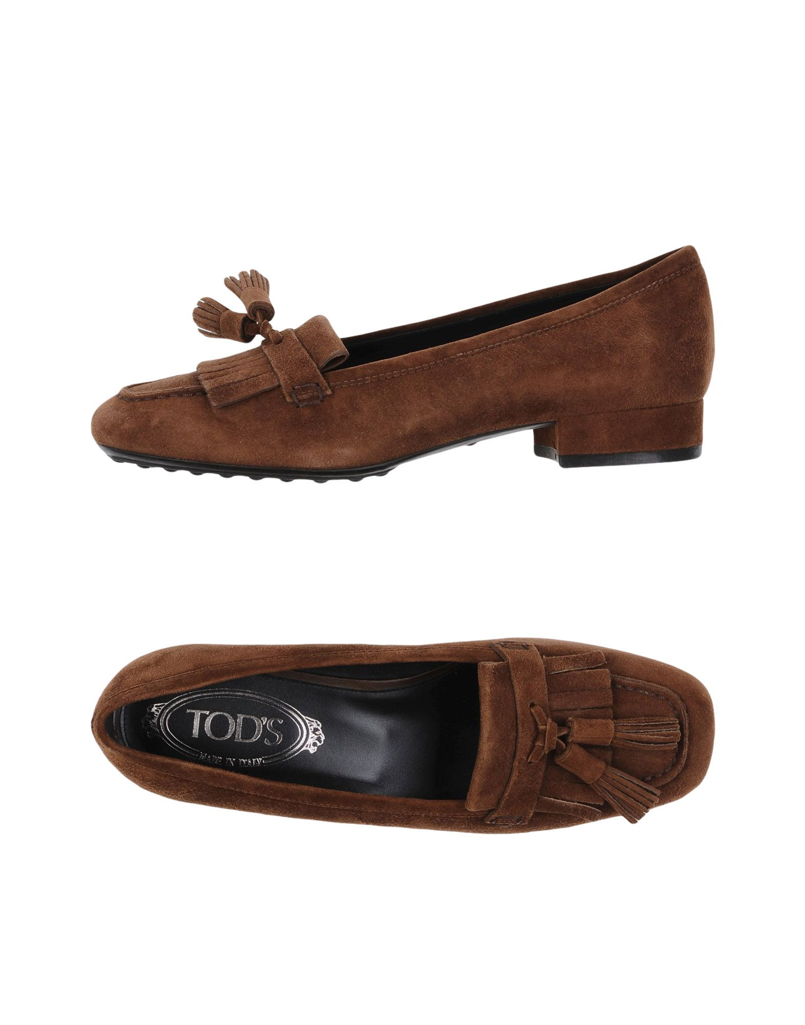 Rabatt Schuhe Tod's Mokassins Damen  11283645IG