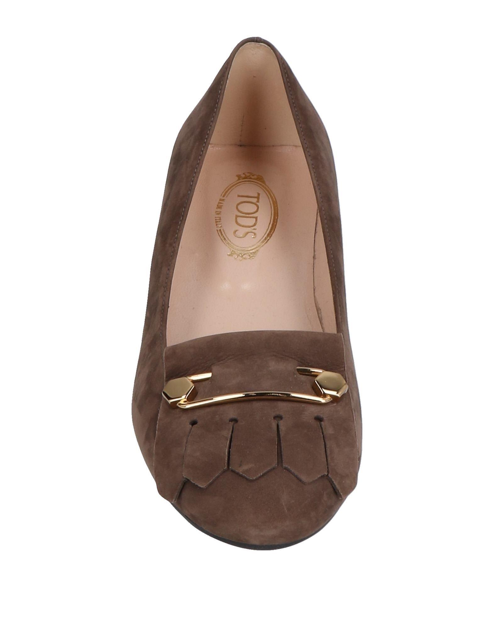 Tod's Ballerinas Schuhe Damen  11283650JS Heiße Schuhe Ballerinas 70a298