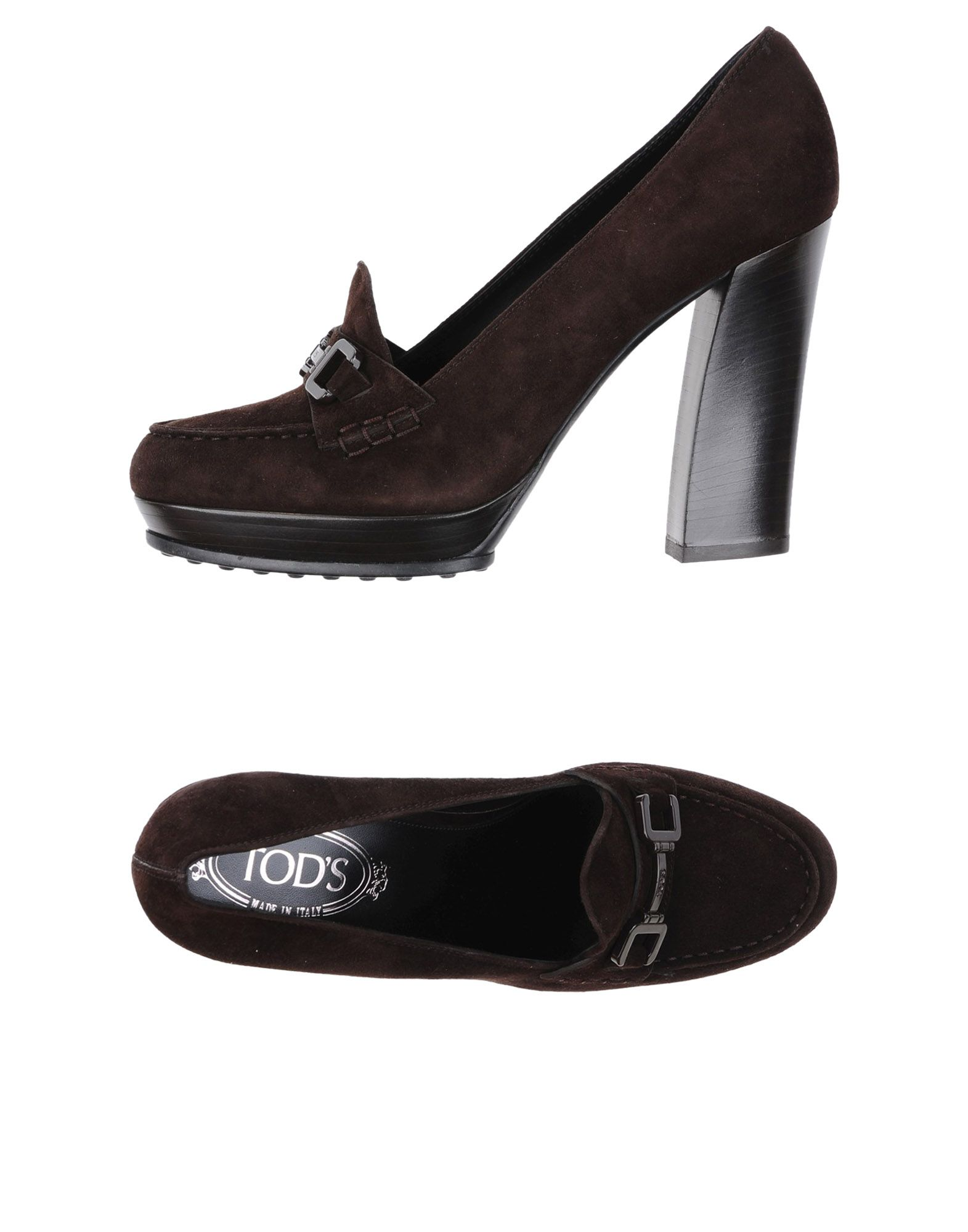 Rabatt Schuhe Tod's Mokassins Damen  11283742ET