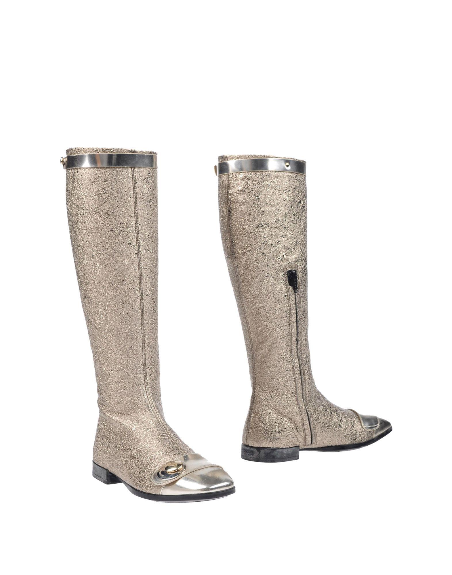 Hogan Stiefel Damen  11283769XKGut aussehende strapazierfähige Schuhe