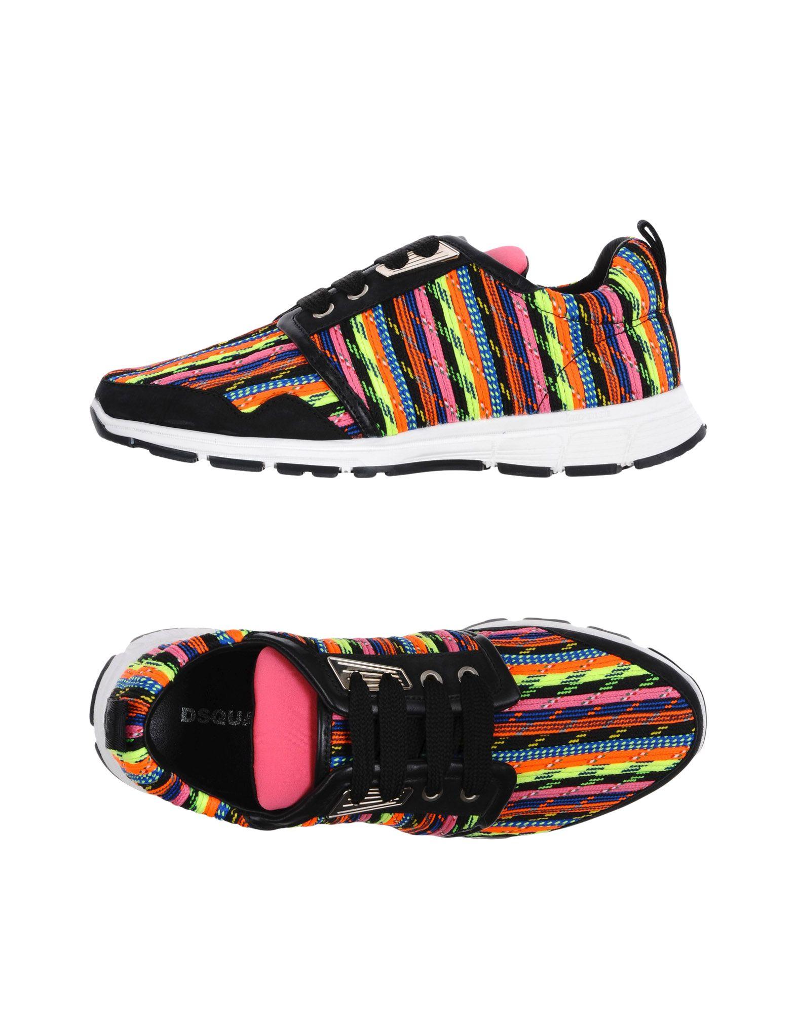 Sneakers Dsquared2 Donna - 11283805AH elegante
