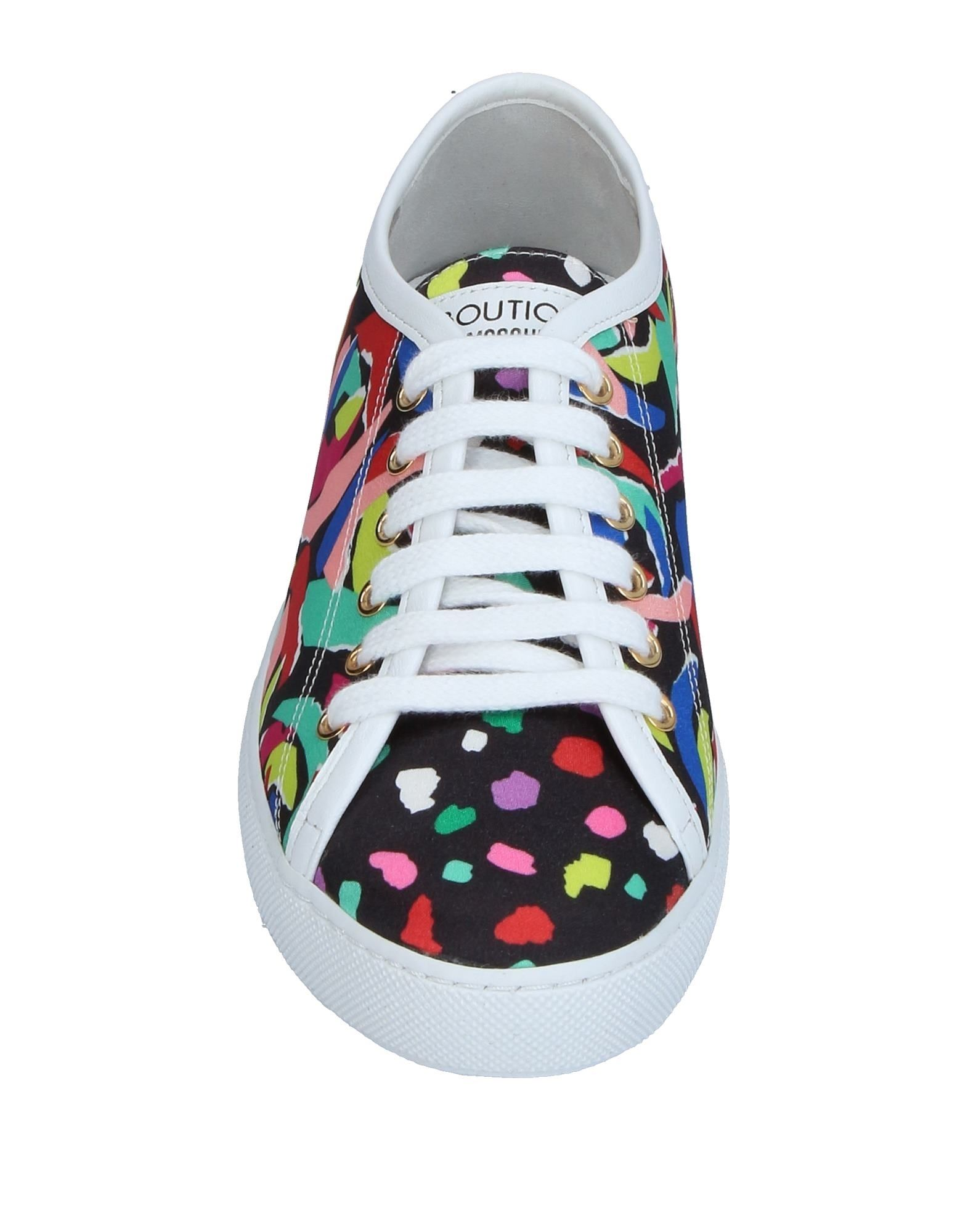 Sneakers Boutique Moschino Femme - Sneakers Boutique Moschino sur