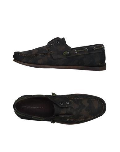 Zapatos con descuento Mocasín John Varvatos ★ U.S.A. Hombre - Mocasines John Varvatos ★ U.S.A. - 11283925OX Verde militar