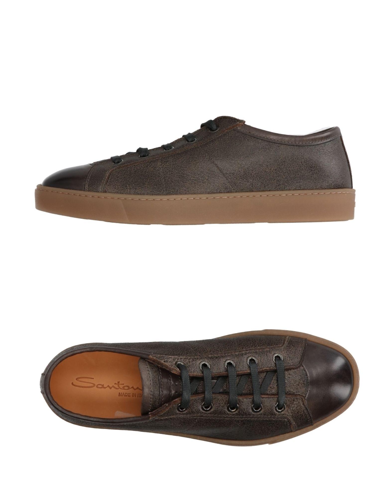 Santoni Sneakers Herren    11283937BU Heiße Schuhe 60b11a