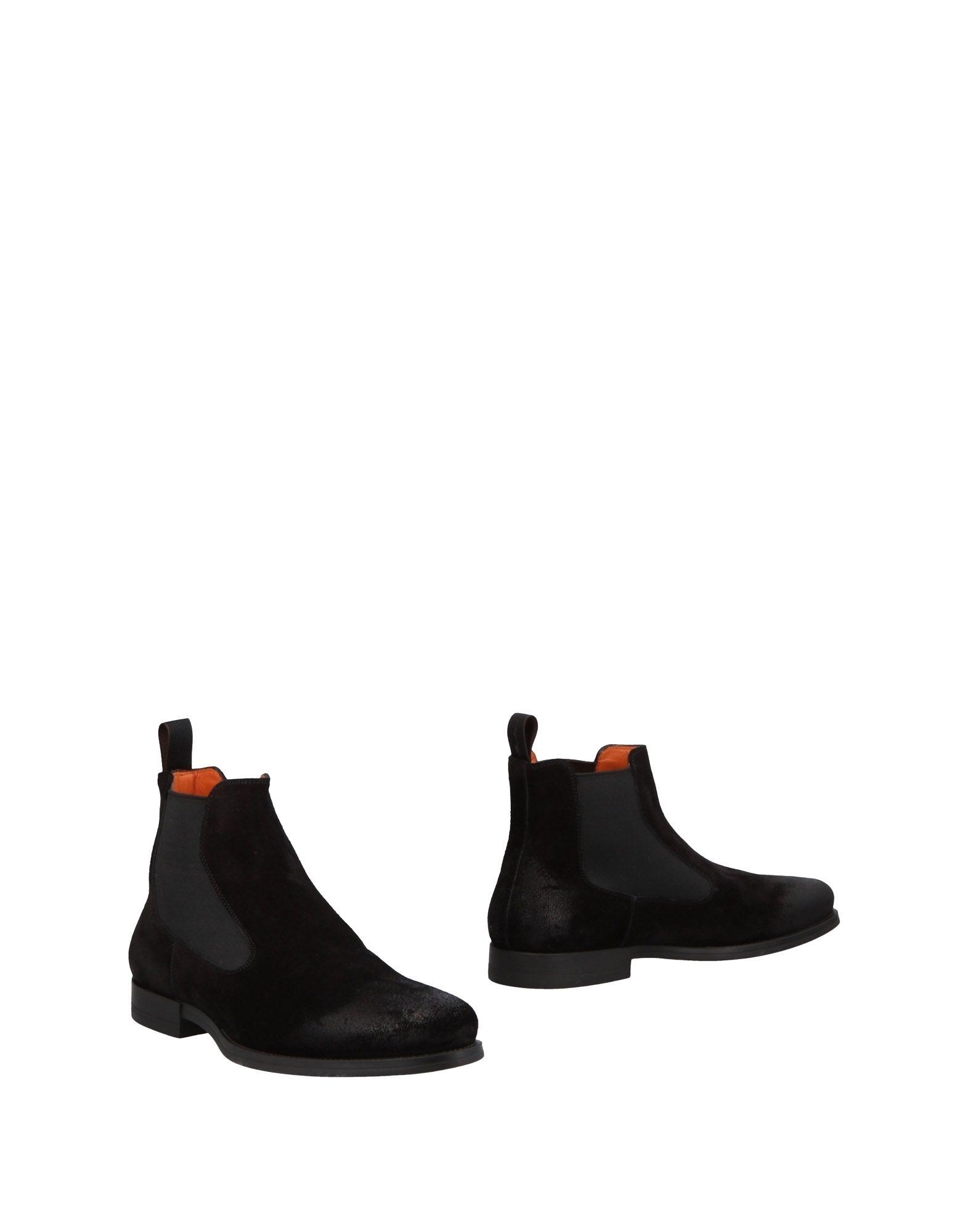 Santoni Stiefelette Herren  11284007VK Gute Qualität beliebte Schuhe