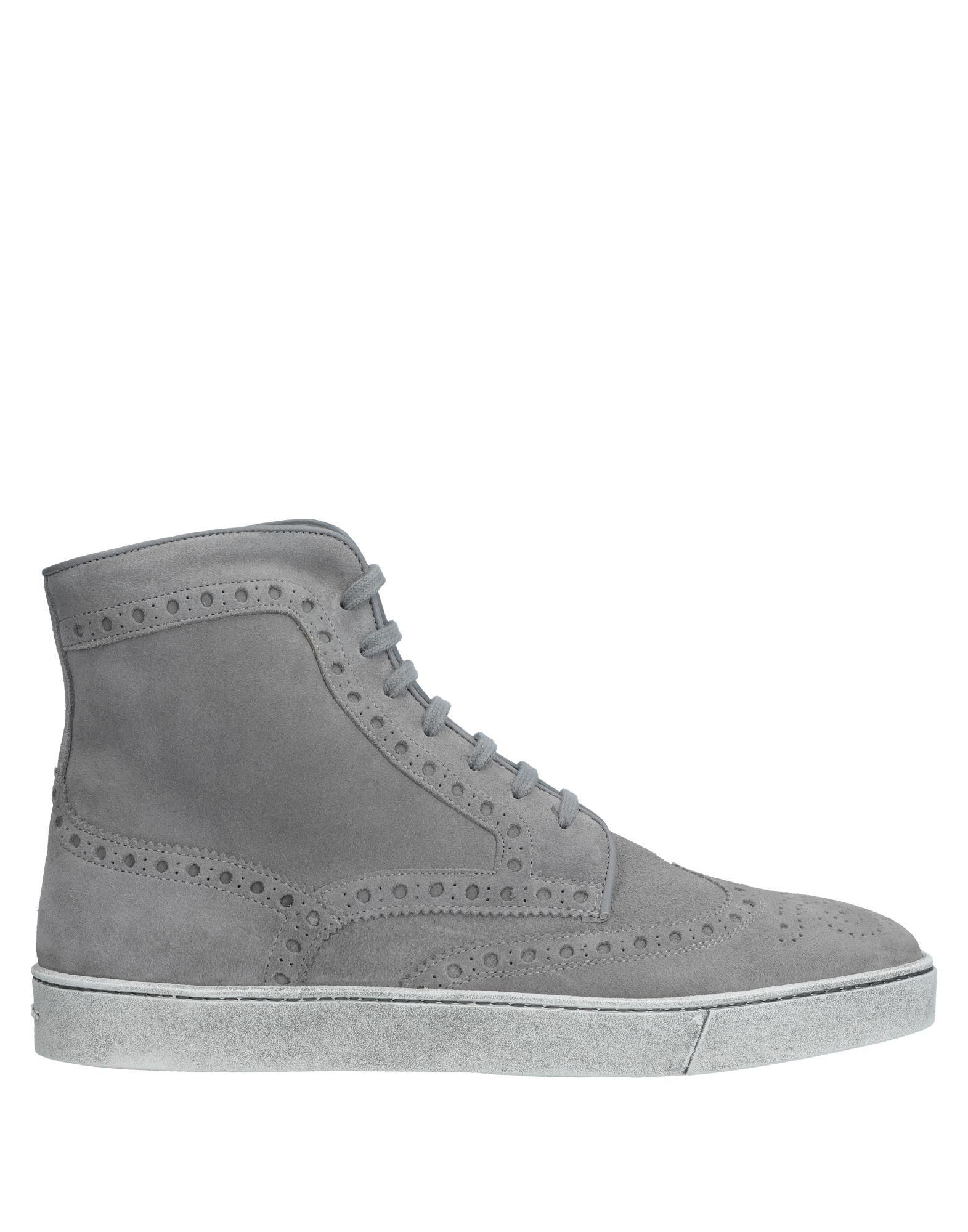 Moda Sneakers Santoni Uomo - 11284009TG