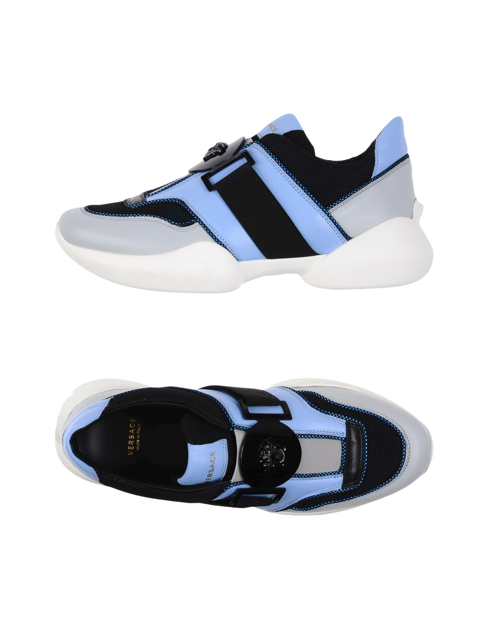 Versace Sneakers - Women Versace Sneakers 11284103KP online on  Australia - 11284103KP Sneakers 8f7255
