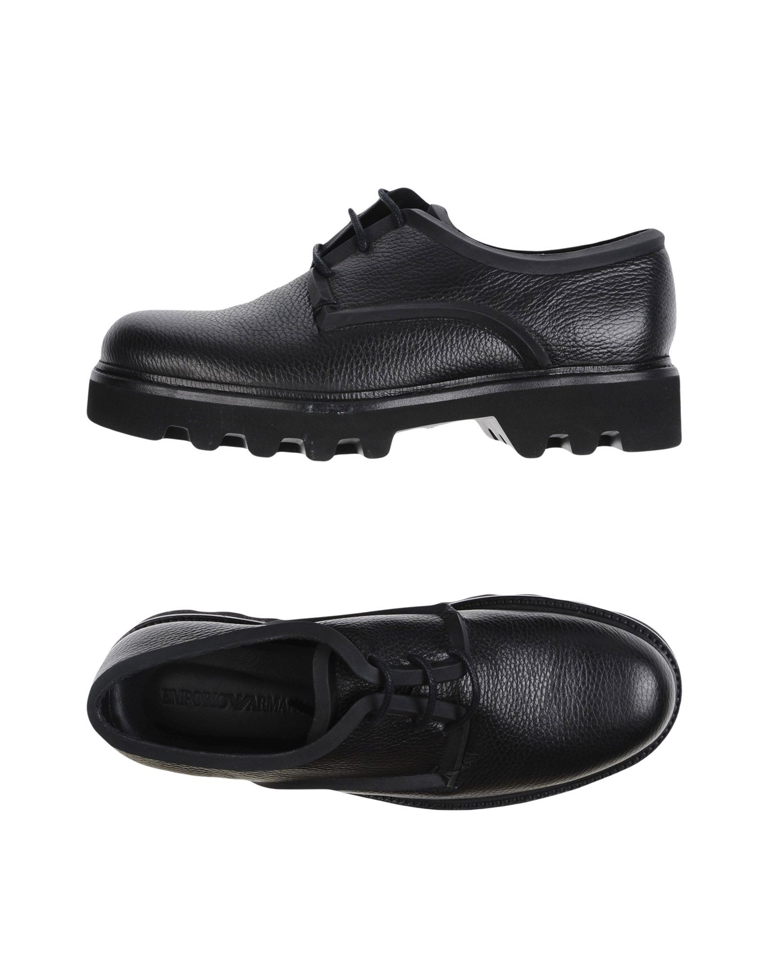 Emporio Armani Schnürschuhe Herren  11284145HQ Gute Qualität beliebte Schuhe