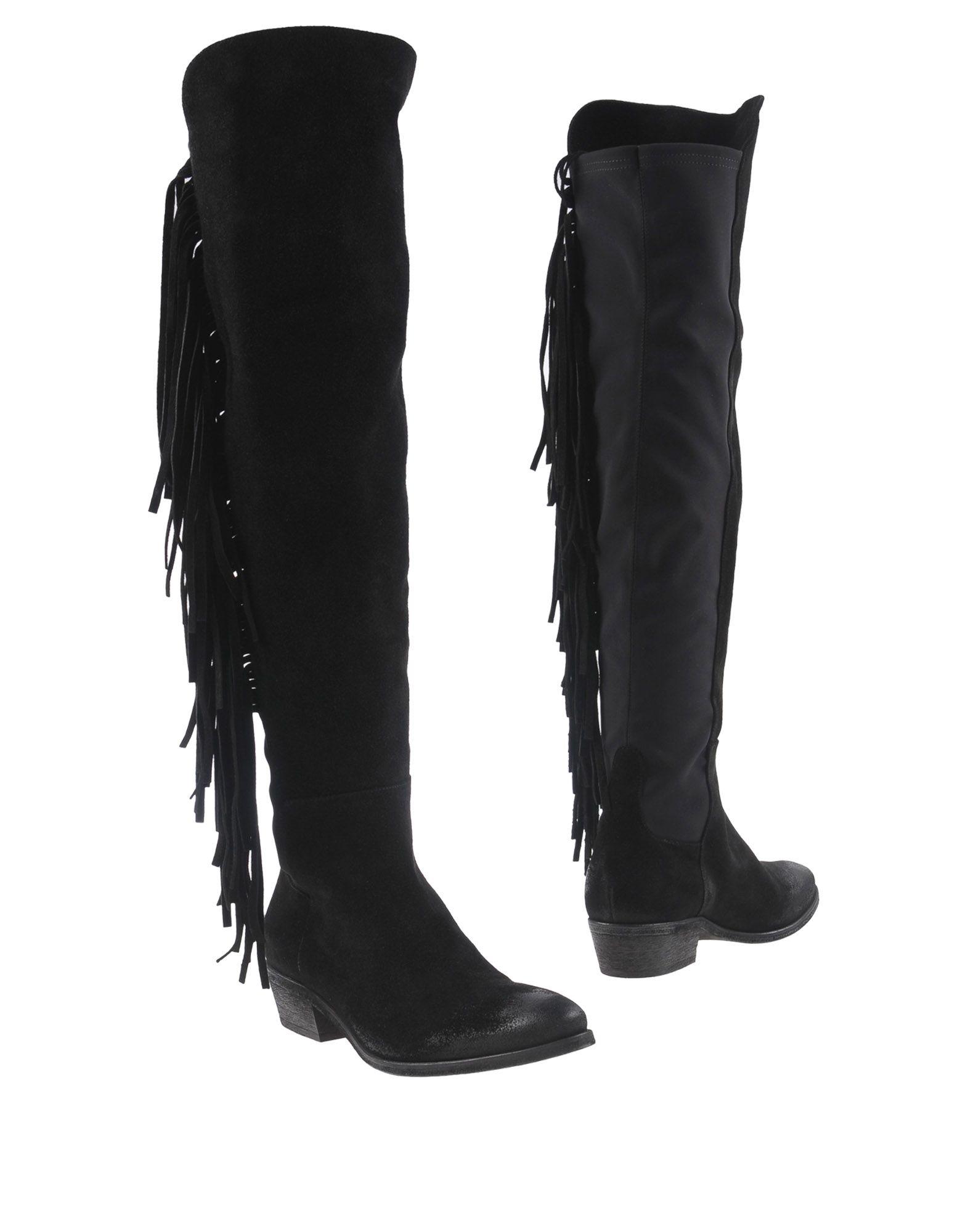 Rabatt Schuhe Elena Iachi Stiefel Damen  11284174TS