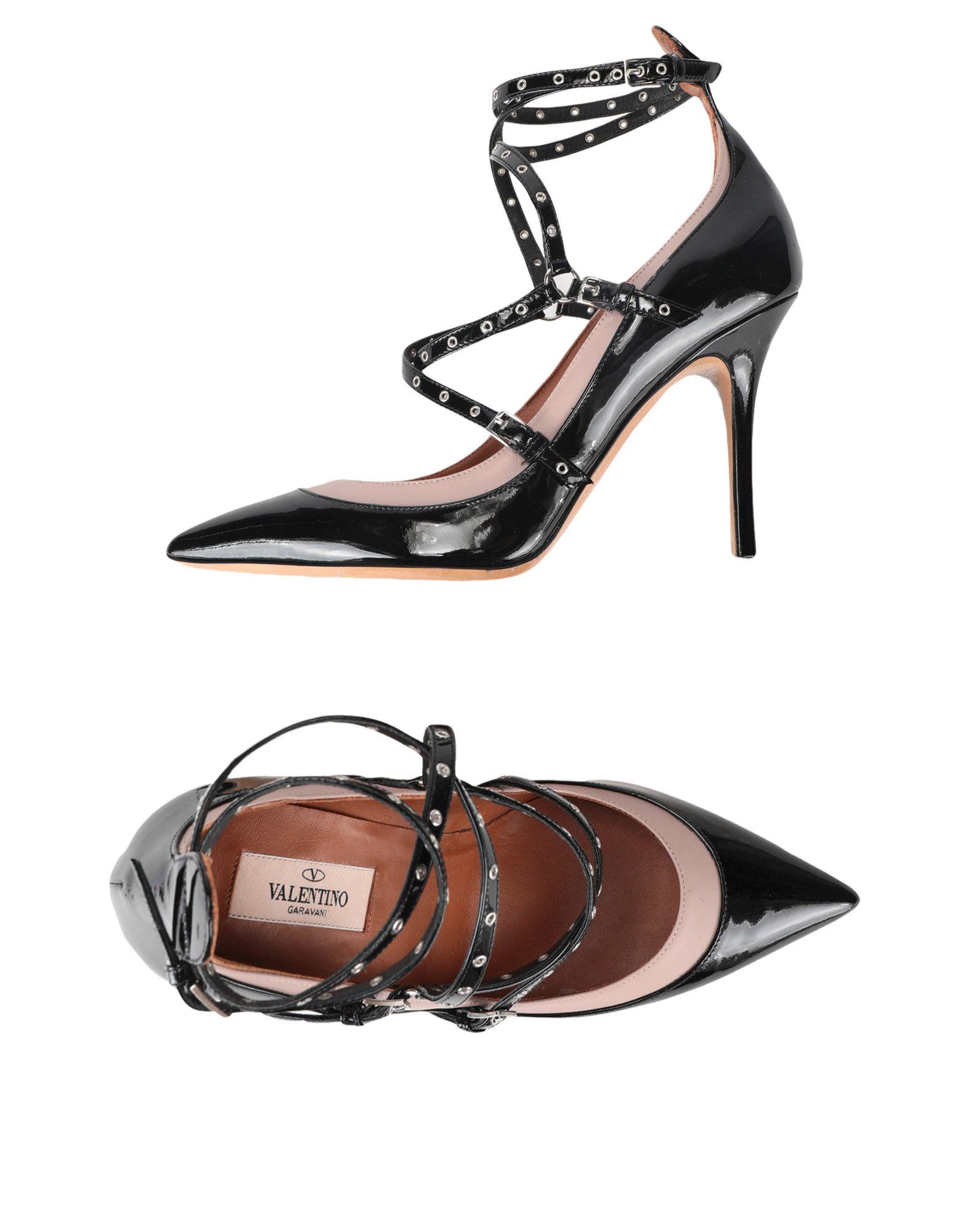 Los hombres zapatos más populares para hombres Los y mujeres Zapato De Salón Valtino Garavani Mujer - Salones Valtino Garavani  Negro 7a0c54