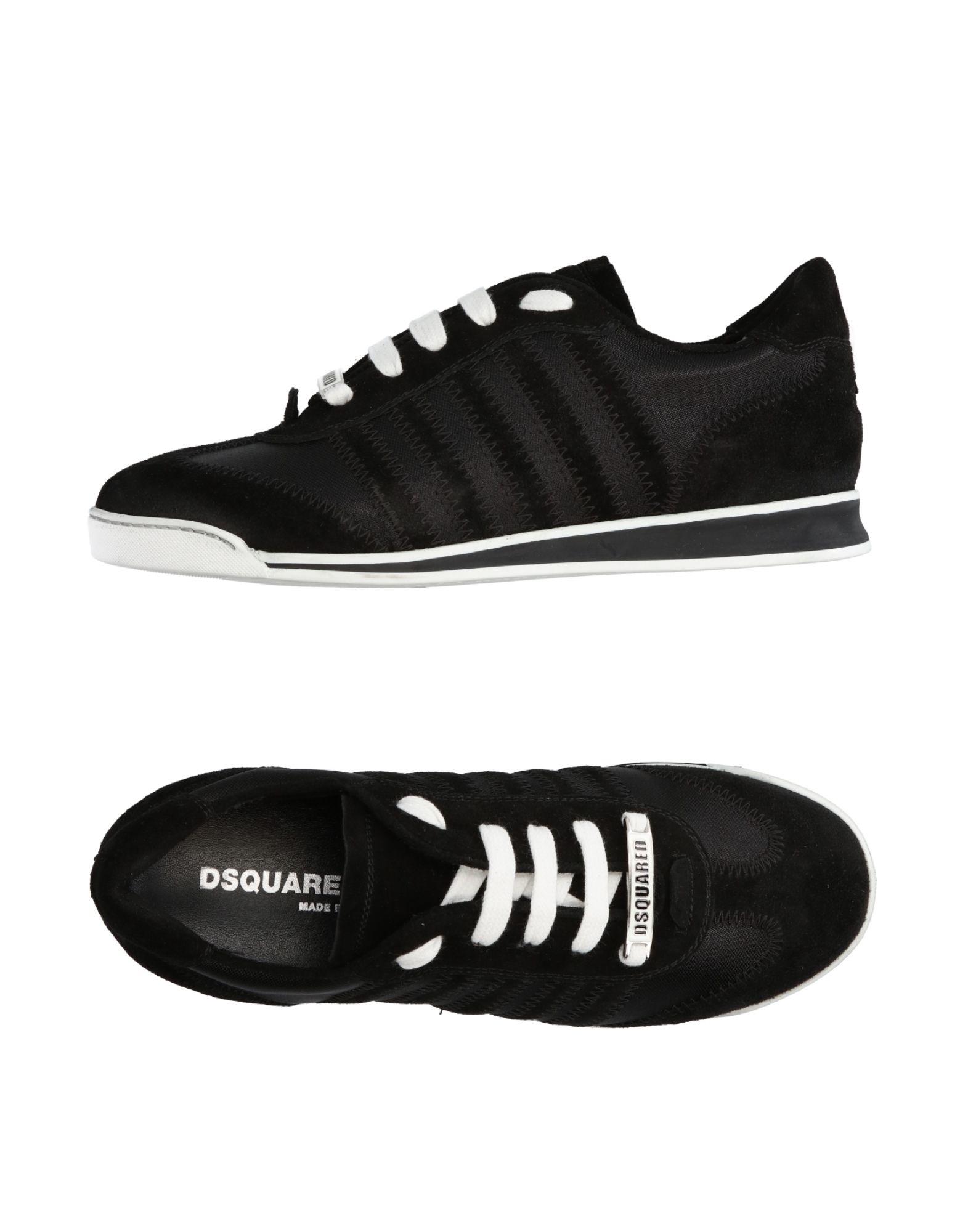 Baskets Dsquared2 Femme - Baskets Dsquared2 Noir Dernières chaussures discount pour hommes et femmes
