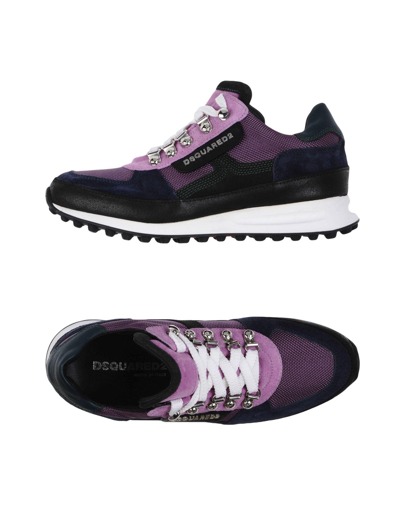 Dsquared2 Sneakers Damen  11284220IQGut aussehende strapazierfähige Schuhe