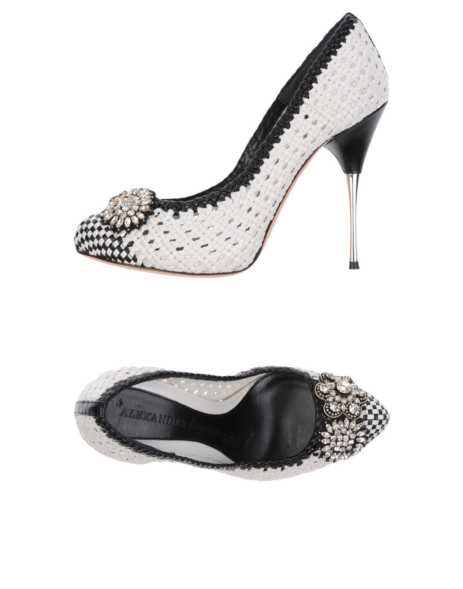 Alexander Mcqueen Pumps aussehende Damen  11284243PCGünstige gut aussehende Pumps Schuhe d69f7a