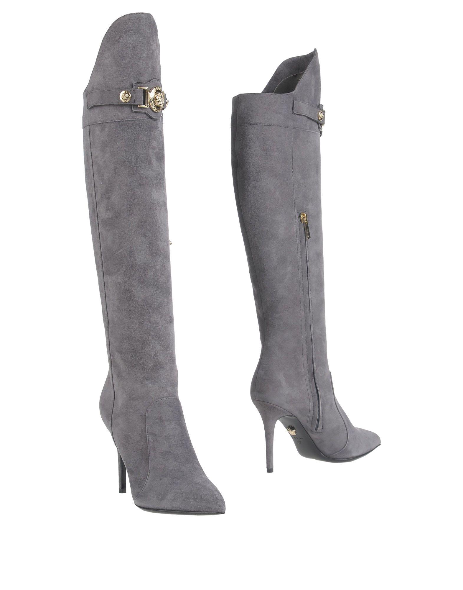 Versace Stiefel Damen  11284269LCGünstige gut aussehende Schuhe