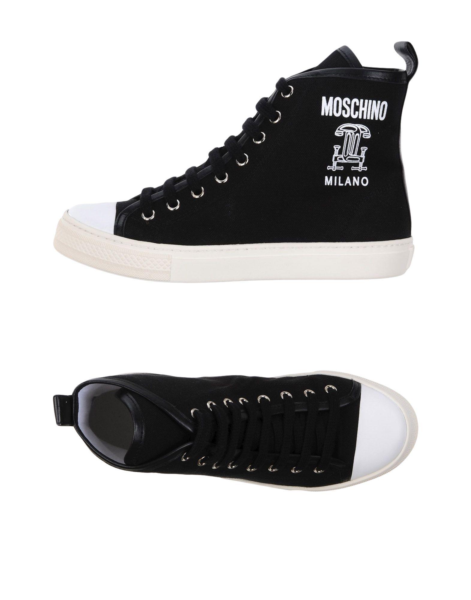 Stilvolle billige Schuhe Moschino Sneakers Damen  11284303FV