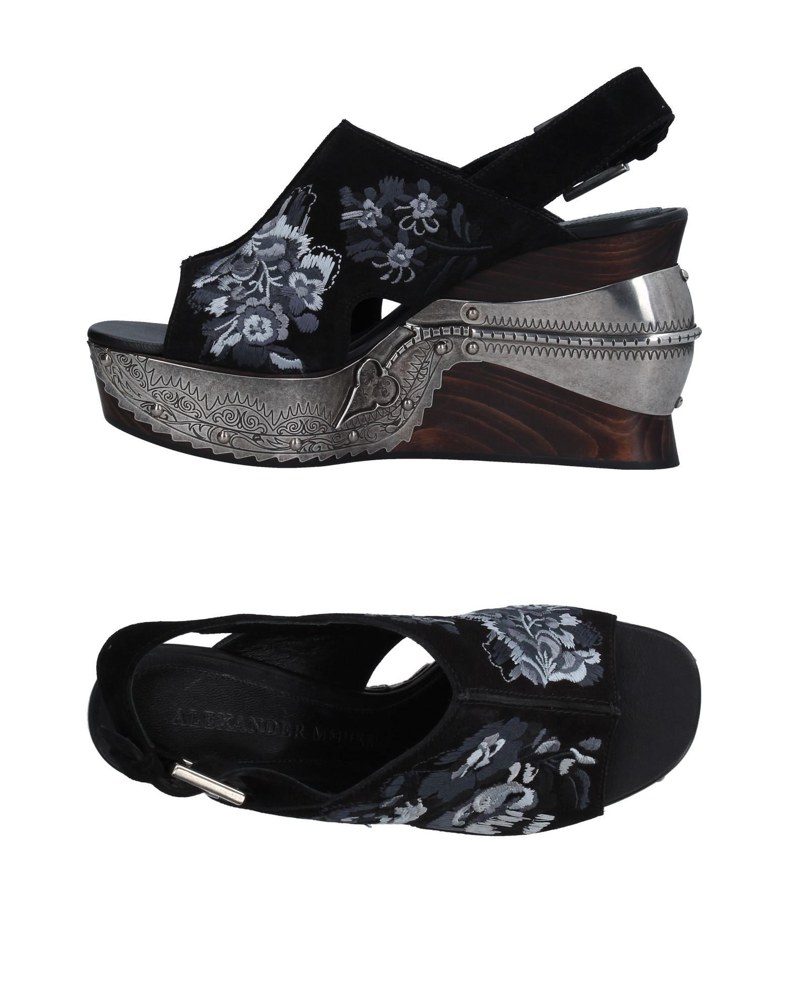 Alexander Mcqueen Sandals - Women Alexander Mcqueen Sandals online on on on  United Kingdom - 11284326HU 888f0b