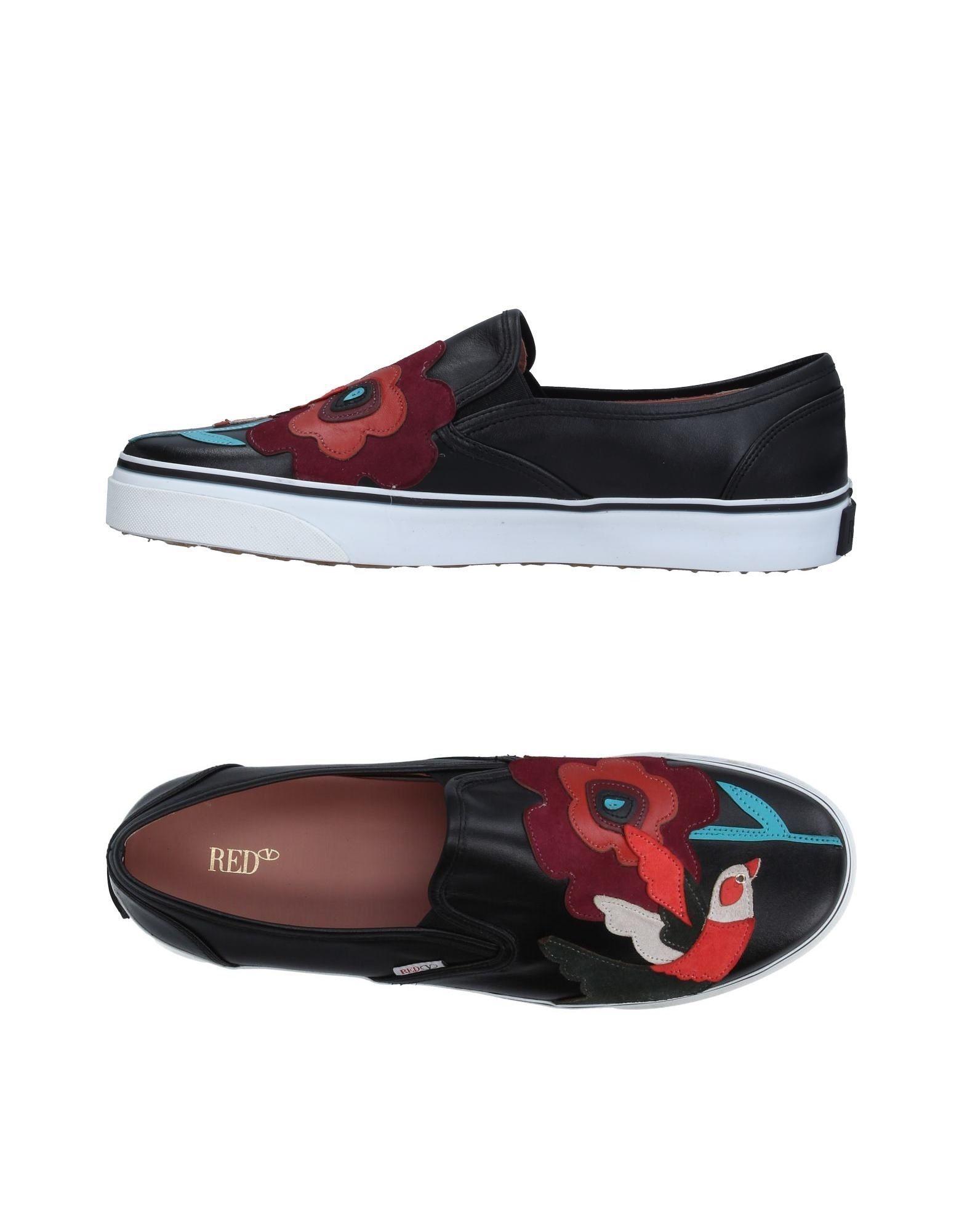 Red(V) Sneakers strapazierfähige Damen  11284339JTGut aussehende strapazierfähige Sneakers Schuhe 0b43f7