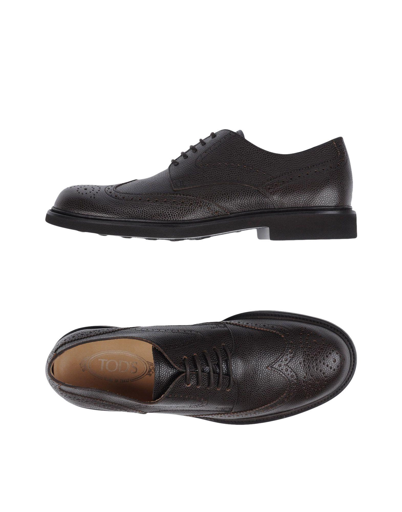 Tod's Schnürschuhe Herren  11284345BF Gute Qualität beliebte Schuhe