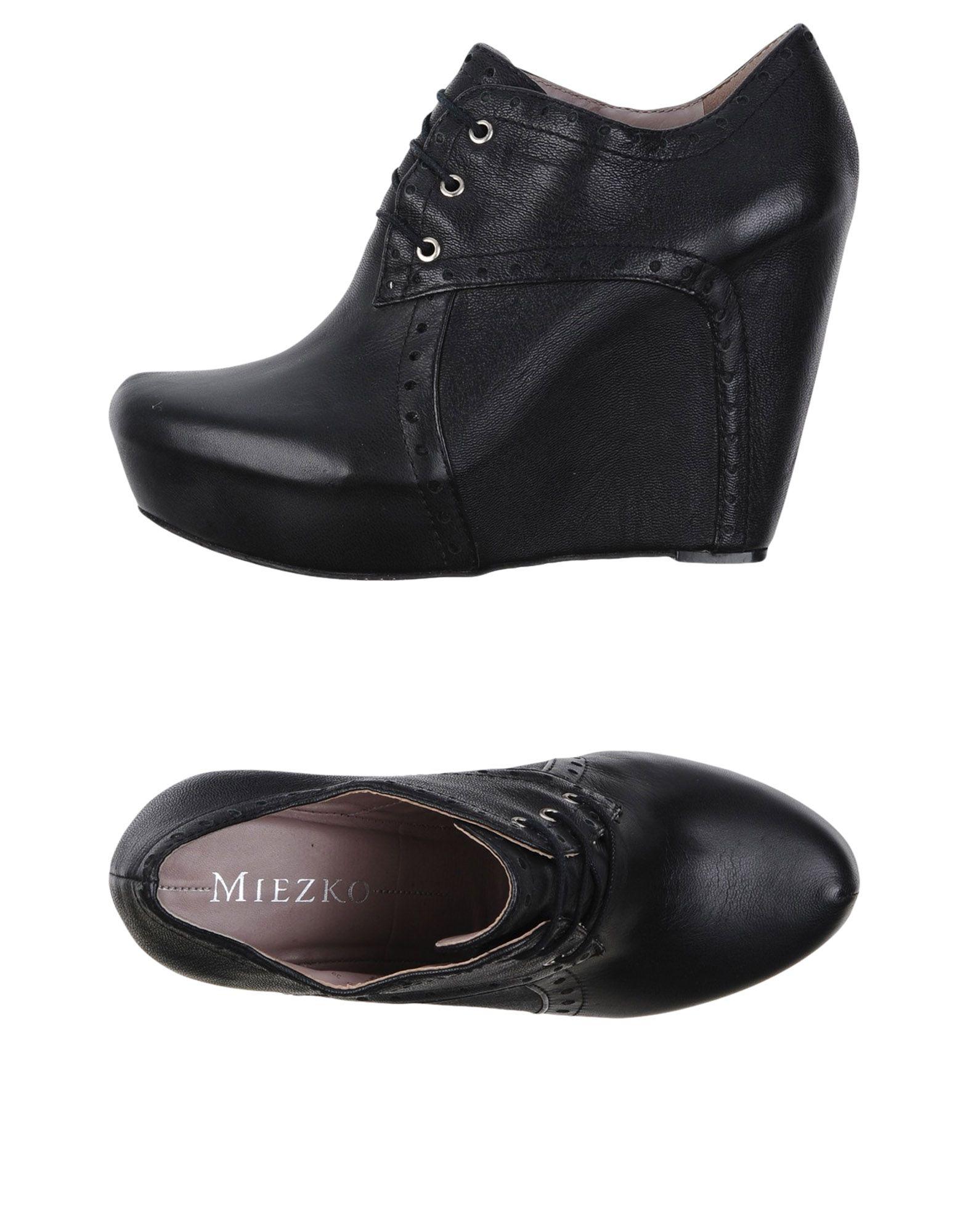 Gut um Damen billige Schuhe zu tragenMiezko Schnürschuhe Damen um  11284346BJ 6b0f26