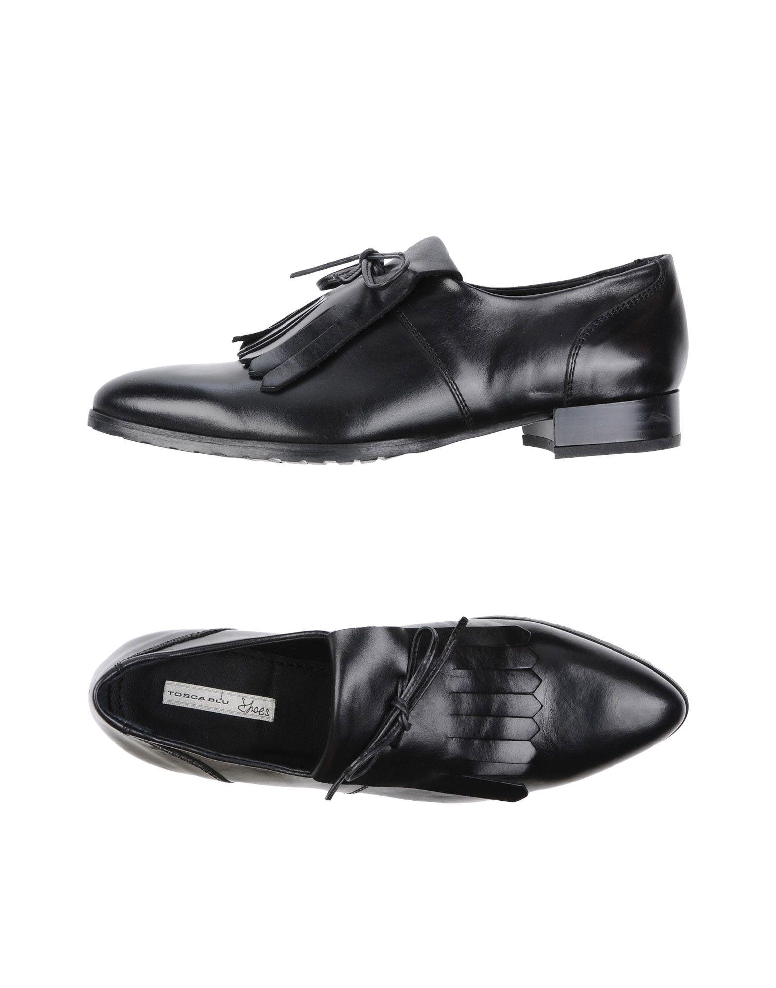 Stringate Tosca Shoes Blu Shoes Tosca Donna - 11284381PC 04cf08
