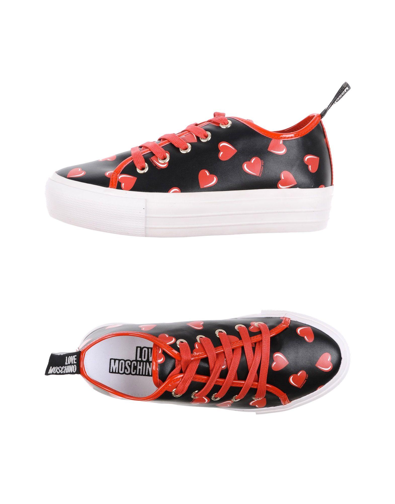 Love Moschino Sneakers Damen  11284382KA Gute Qualität beliebte Schuhe