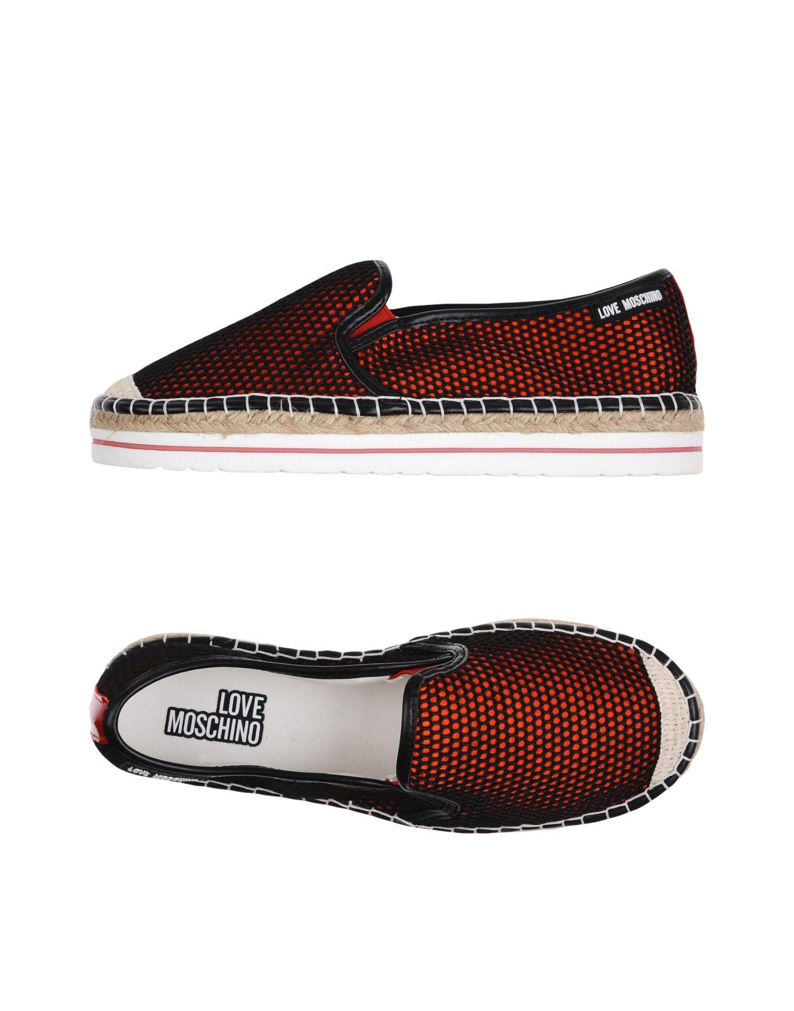 Love Moschino Espadrilles Damen  11284386DT Gute Qualität beliebte Schuhe