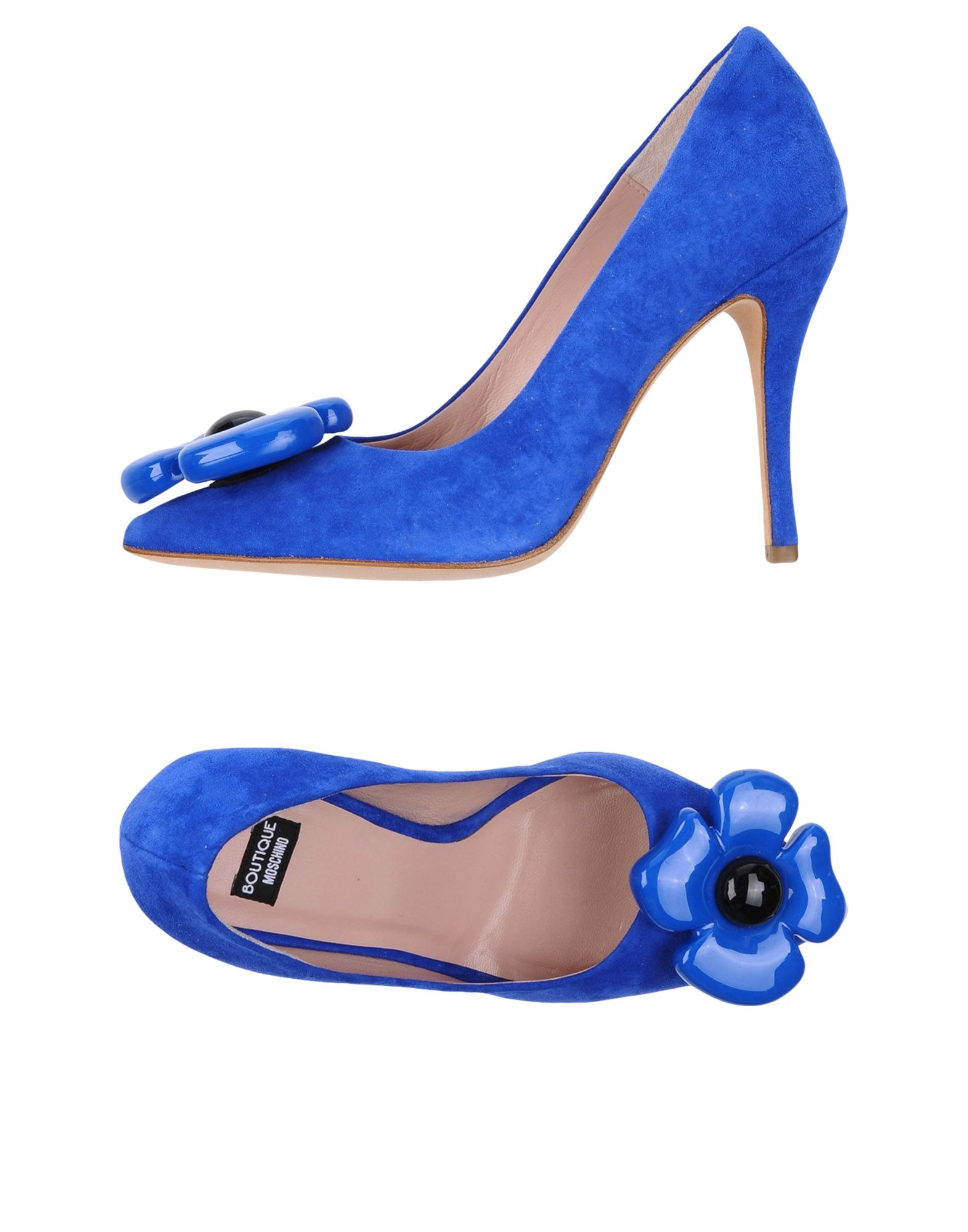 Boutique Moschino Pumps strapazierfähige Damen  11284427BGGut aussehende strapazierfähige Pumps Schuhe e17d8b
