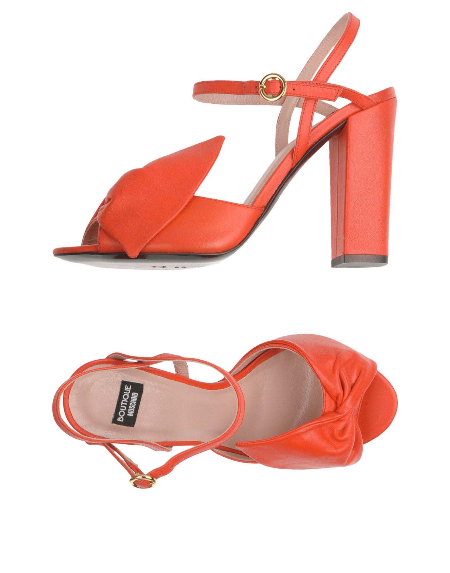 Boutique Moschino Sandalen Damen  11284508WG Gute Qualität Qualität Gute beliebte Schuhe 576134