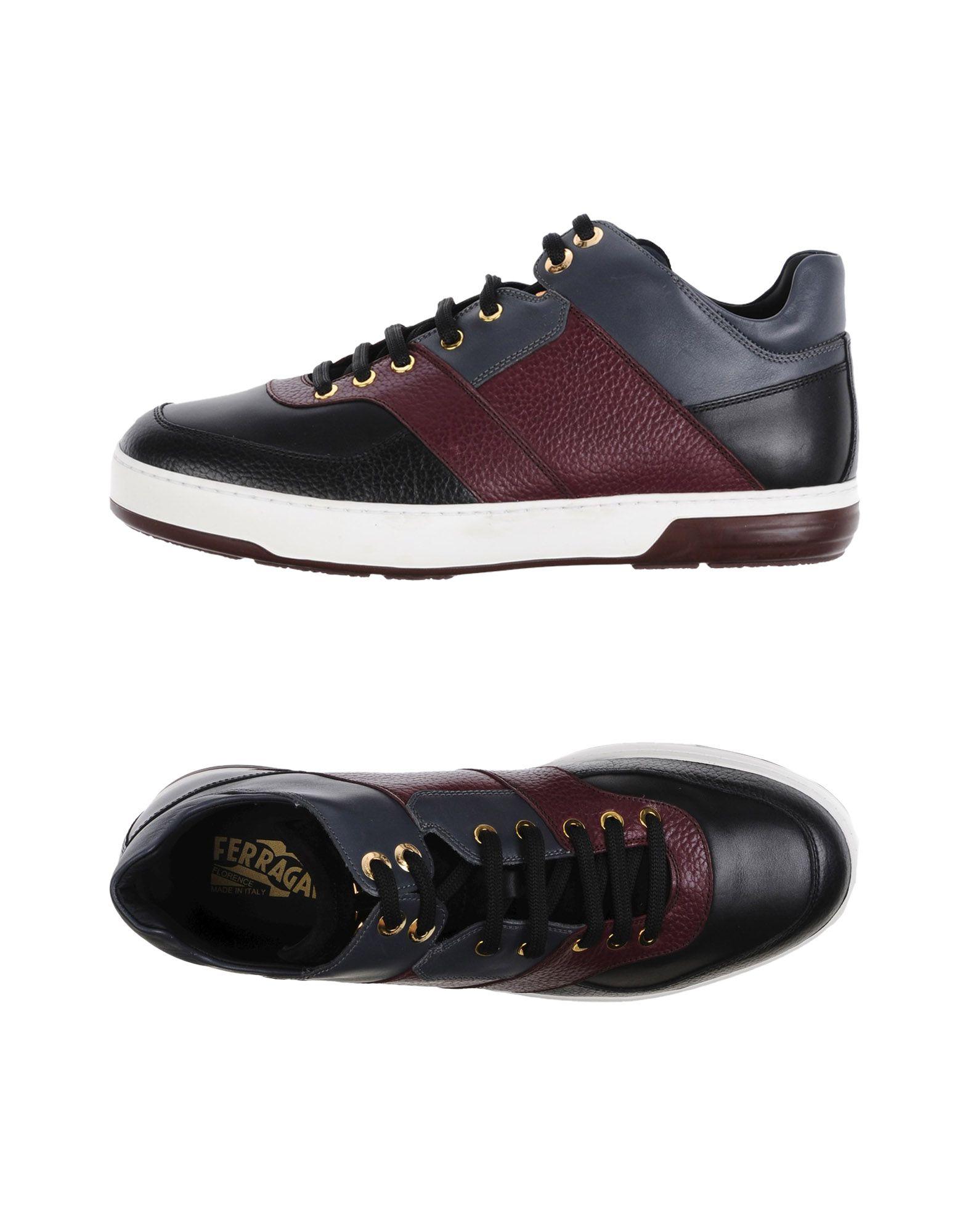 Salvatore 11284524OA Ferragamo Sneakers Herren  11284524OA Salvatore Gute Qualität beliebte Schuhe f987f0