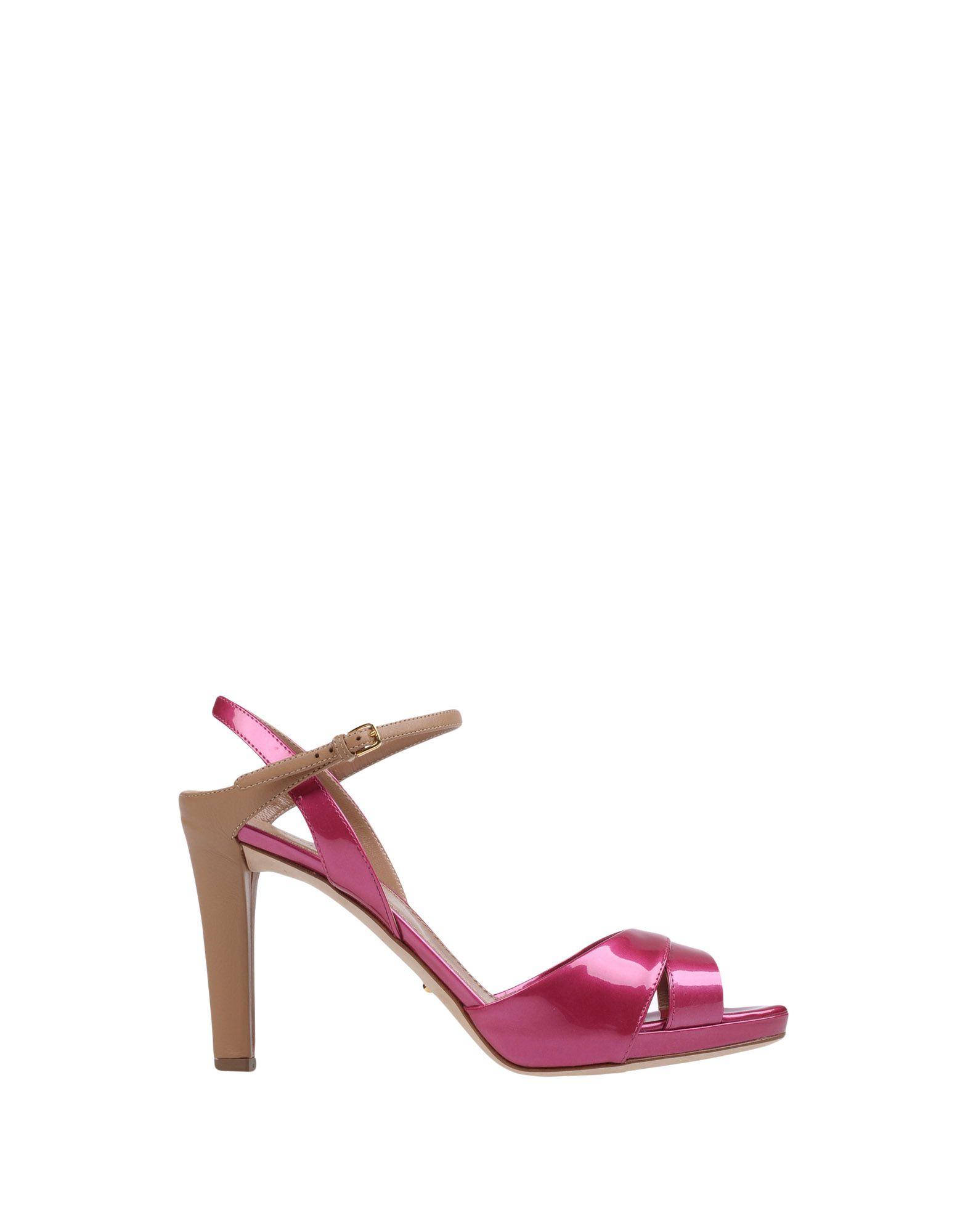 Stilvolle billige Schuhe Sergio Rossi Sandalen Damen  11284557GV