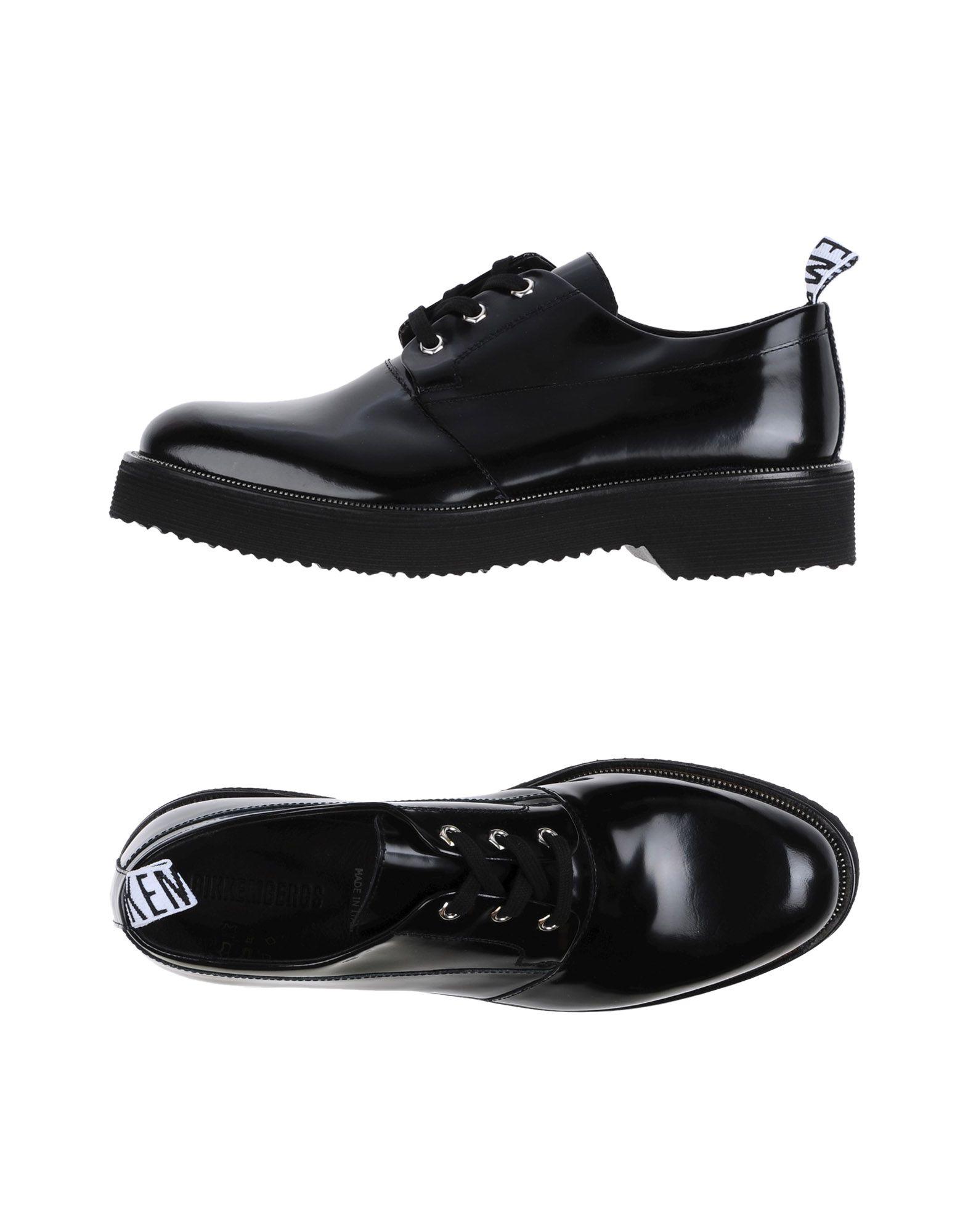 Stilvolle Damen billige Schuhe Bikkembergs Schnürschuhe Damen Stilvolle  11284576CQ e220e1