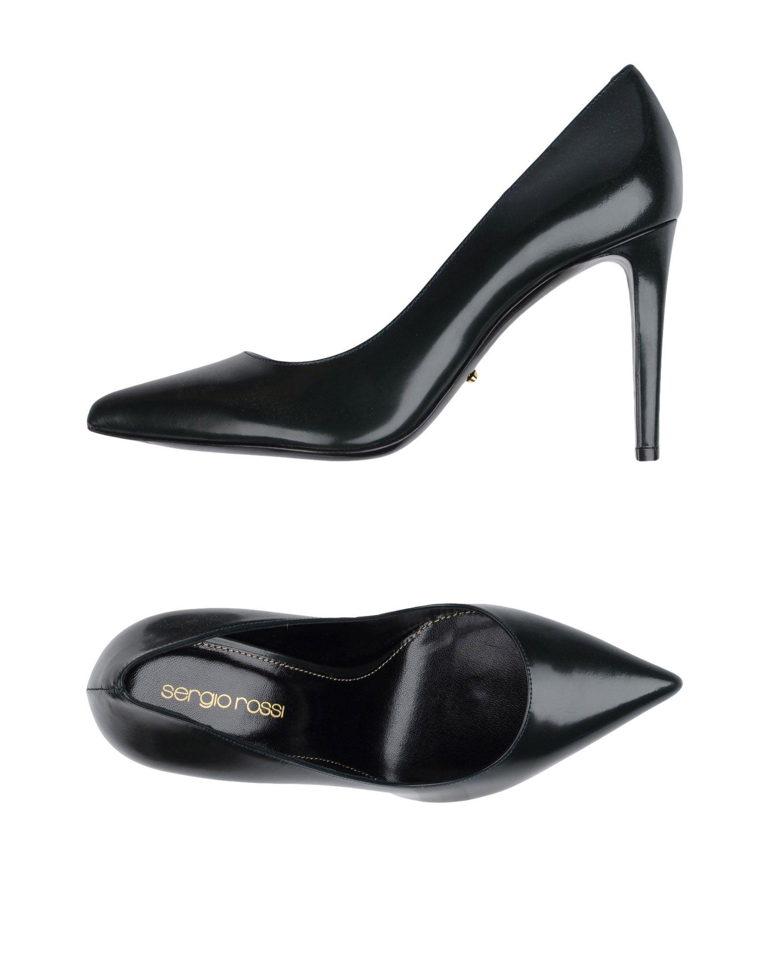 Sergio Rossi Pumps Damen  11284592QJGünstige gut aussehende Schuhe