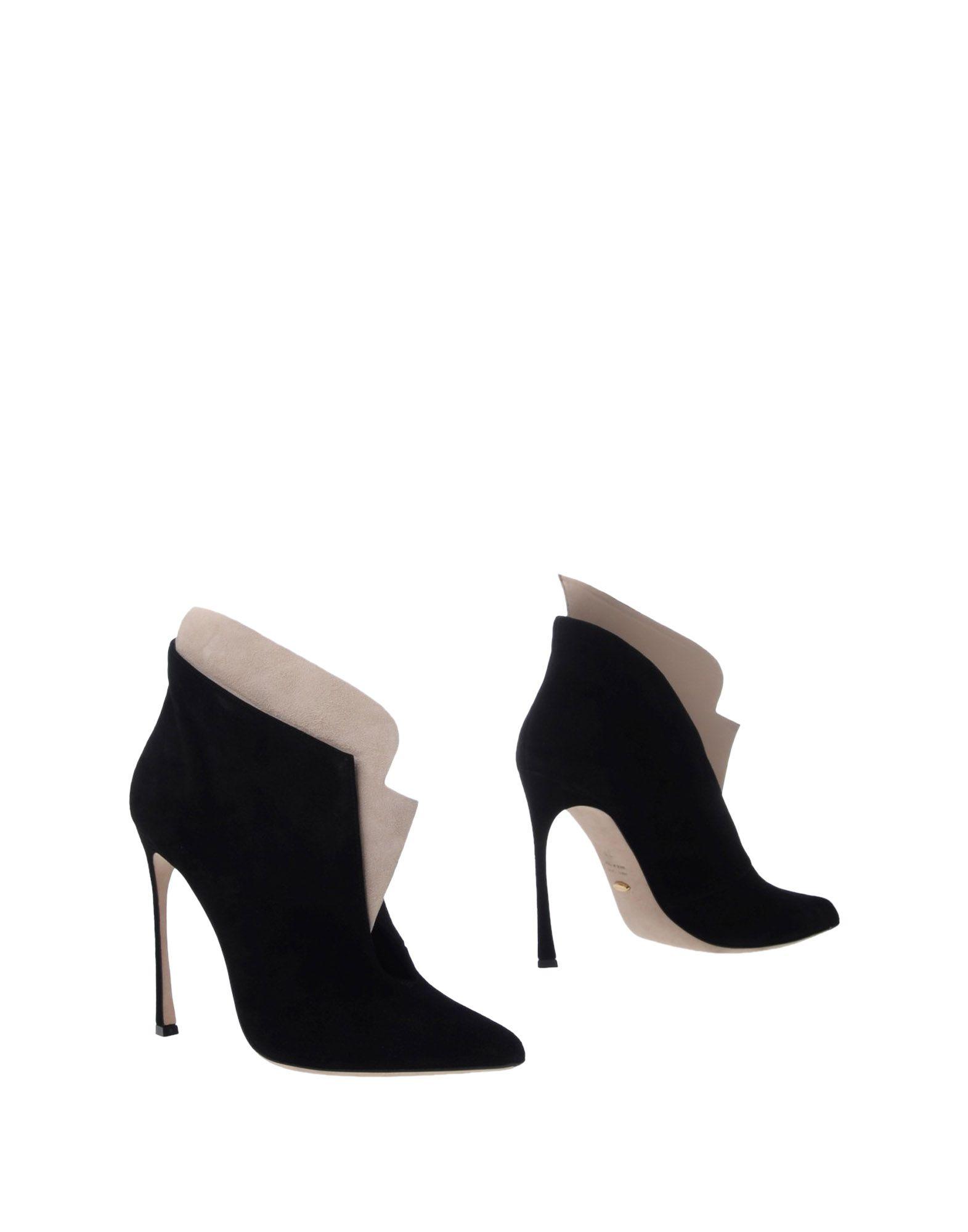 Sergio Rossi Stiefelette Damen  11284874IM Neue Schuhe