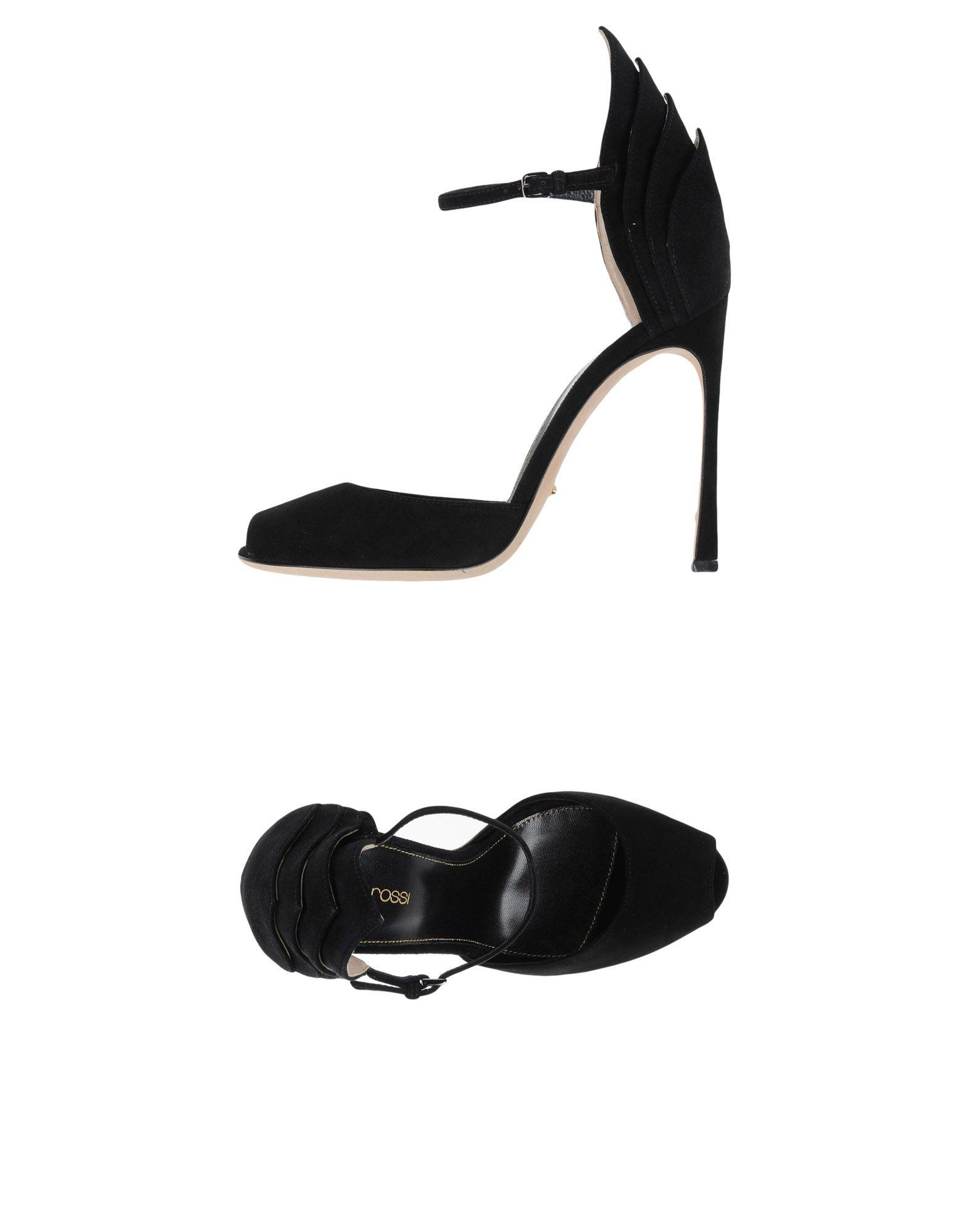 Sergio Rossi Sandalen Damen  11284882BTGünstige gut aussehende Schuhe
