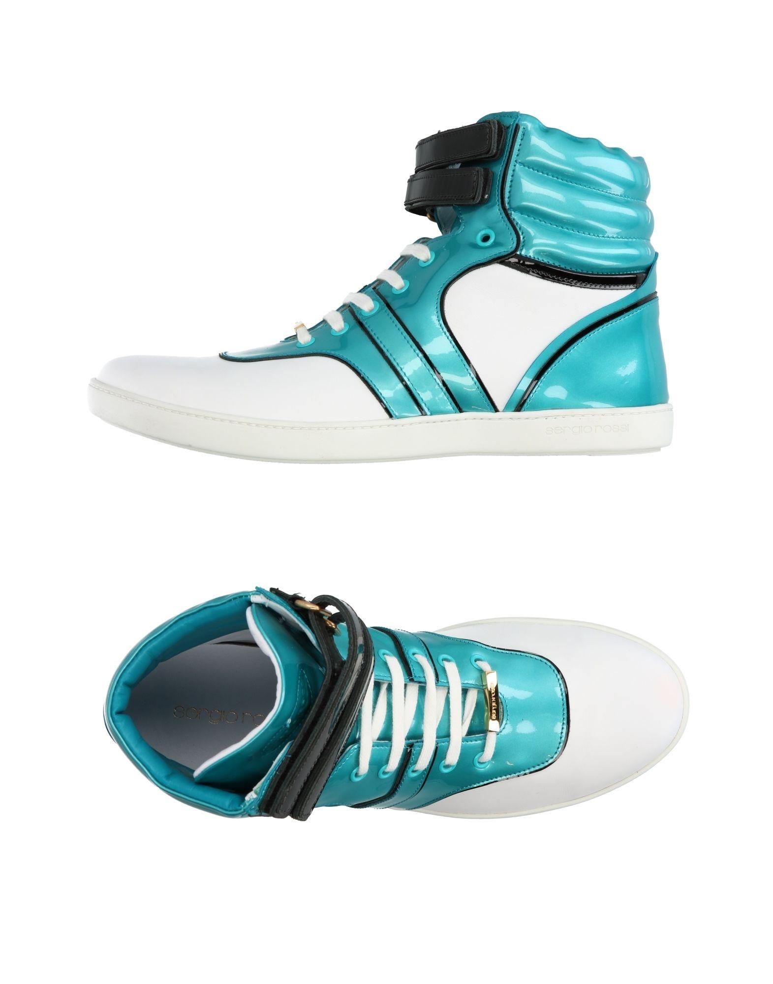 Sergio Rossi Neue Sneakers Herren  11284956EE Neue Rossi Schuhe 6a3228