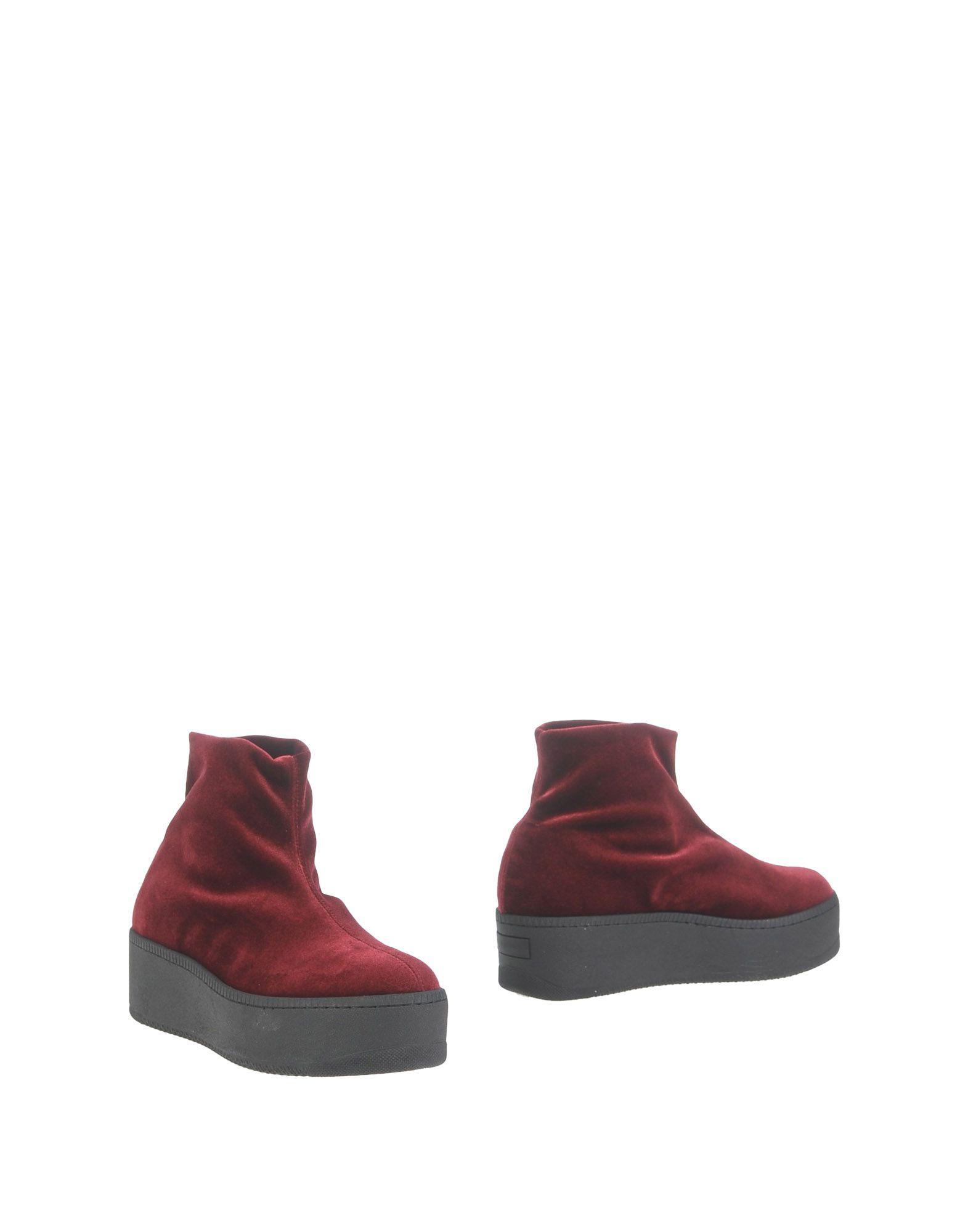 Haltbare Mode billige Schuhe Unlace Stiefelette Damen  11284989UL Heiße Schuhe