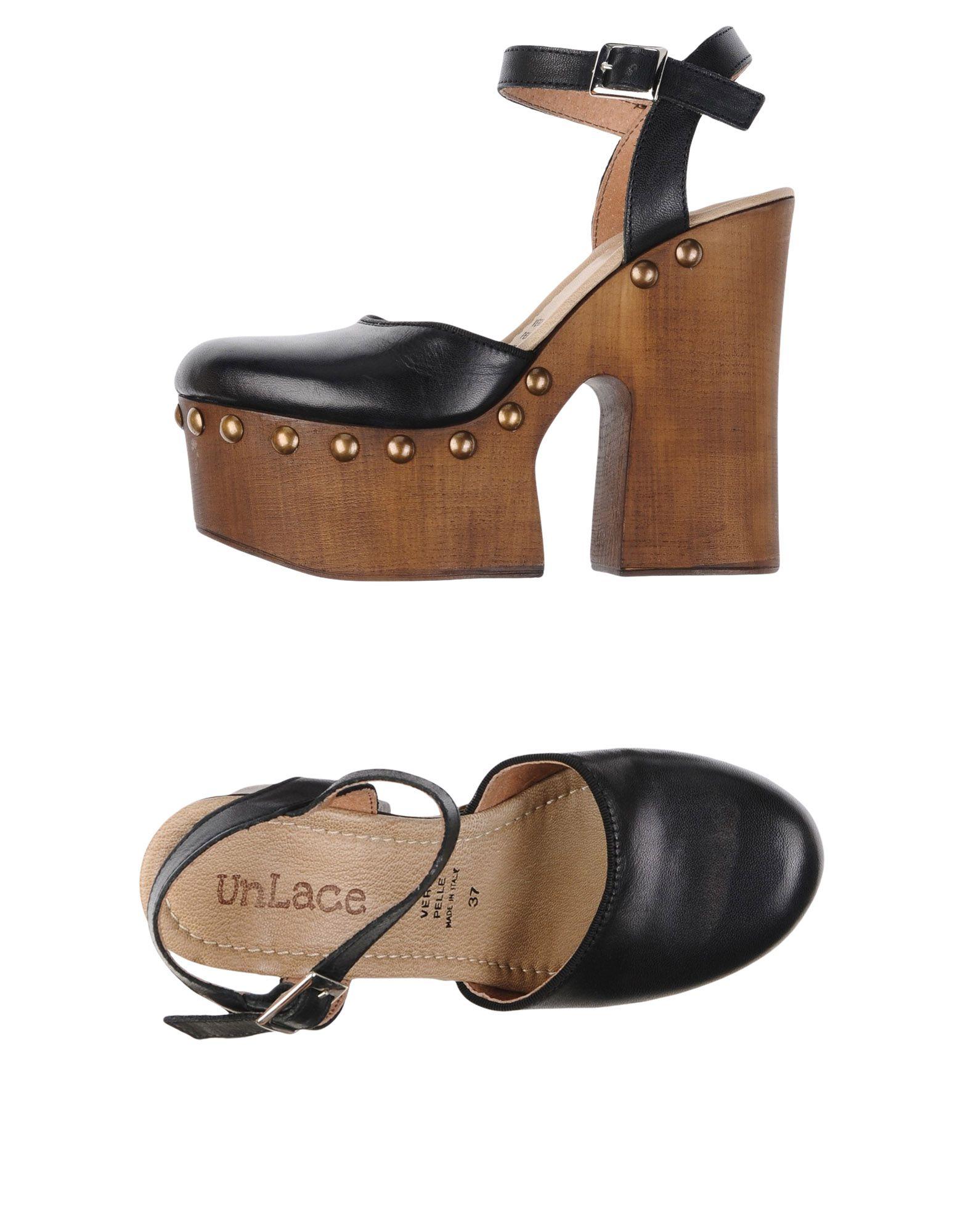 Unlace Pantoletten Damen  11285079SI Gute Gute 11285079SI Qualität beliebte Schuhe 1f8cf8