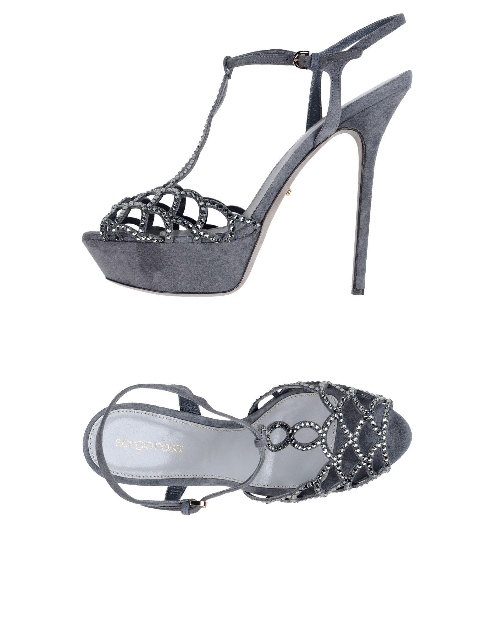 Sergio 11285082PKGünstige Rossi Sandalen Damen  11285082PKGünstige Sergio gut aussehende Schuhe a7f9a1