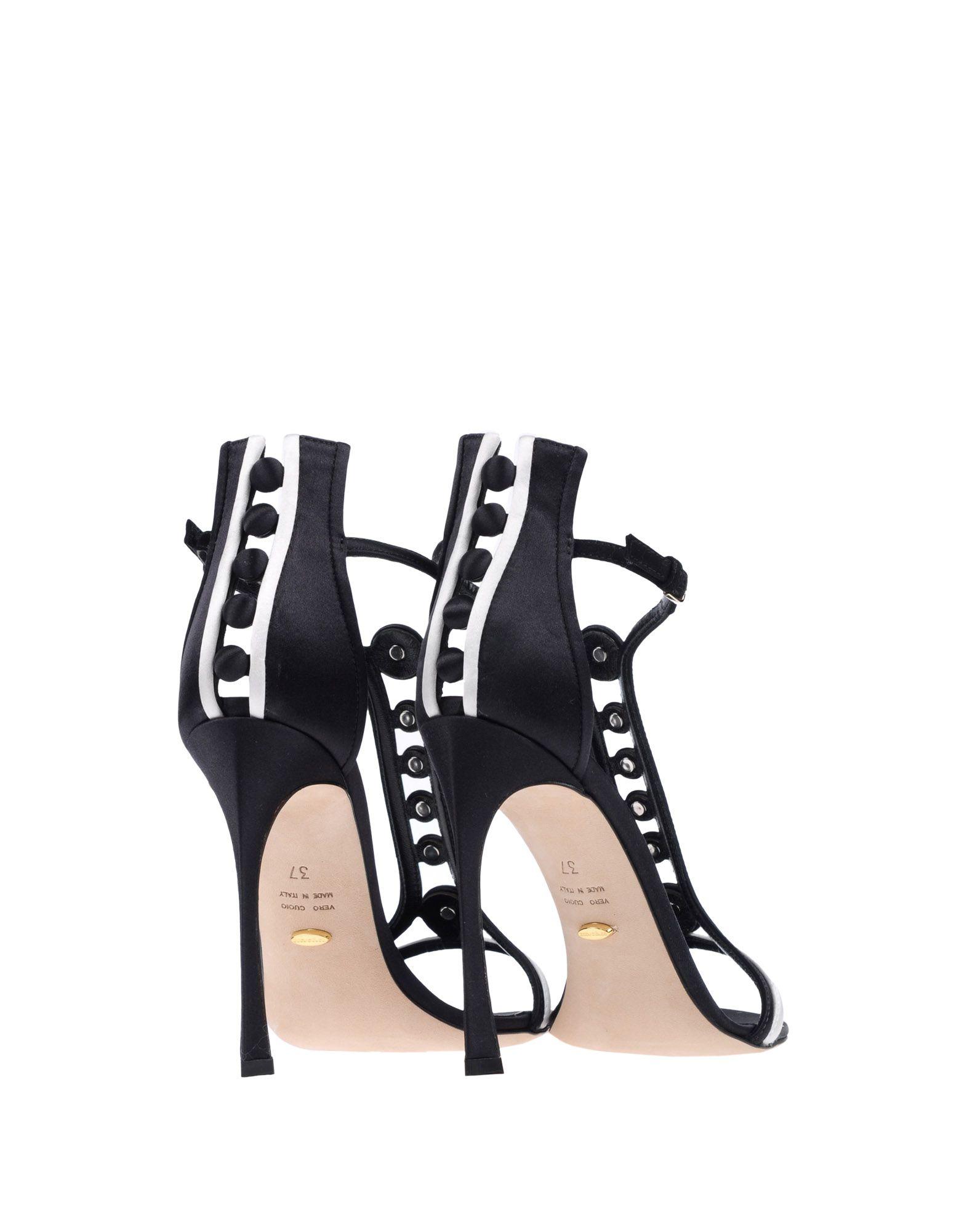 Sergio Rossi gut Sandalen Damen  11285275EIGünstige gut Rossi aussehende Schuhe e77cab