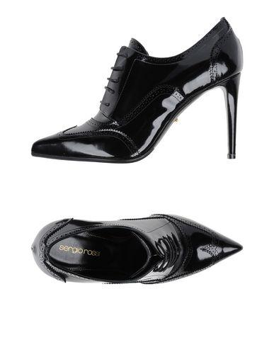 Zapato De Cordones Sergio Rossi Mujer Sergio - Zapatos De Cordones Sergio Mujer Rossi - 11285297LE Negro 324385