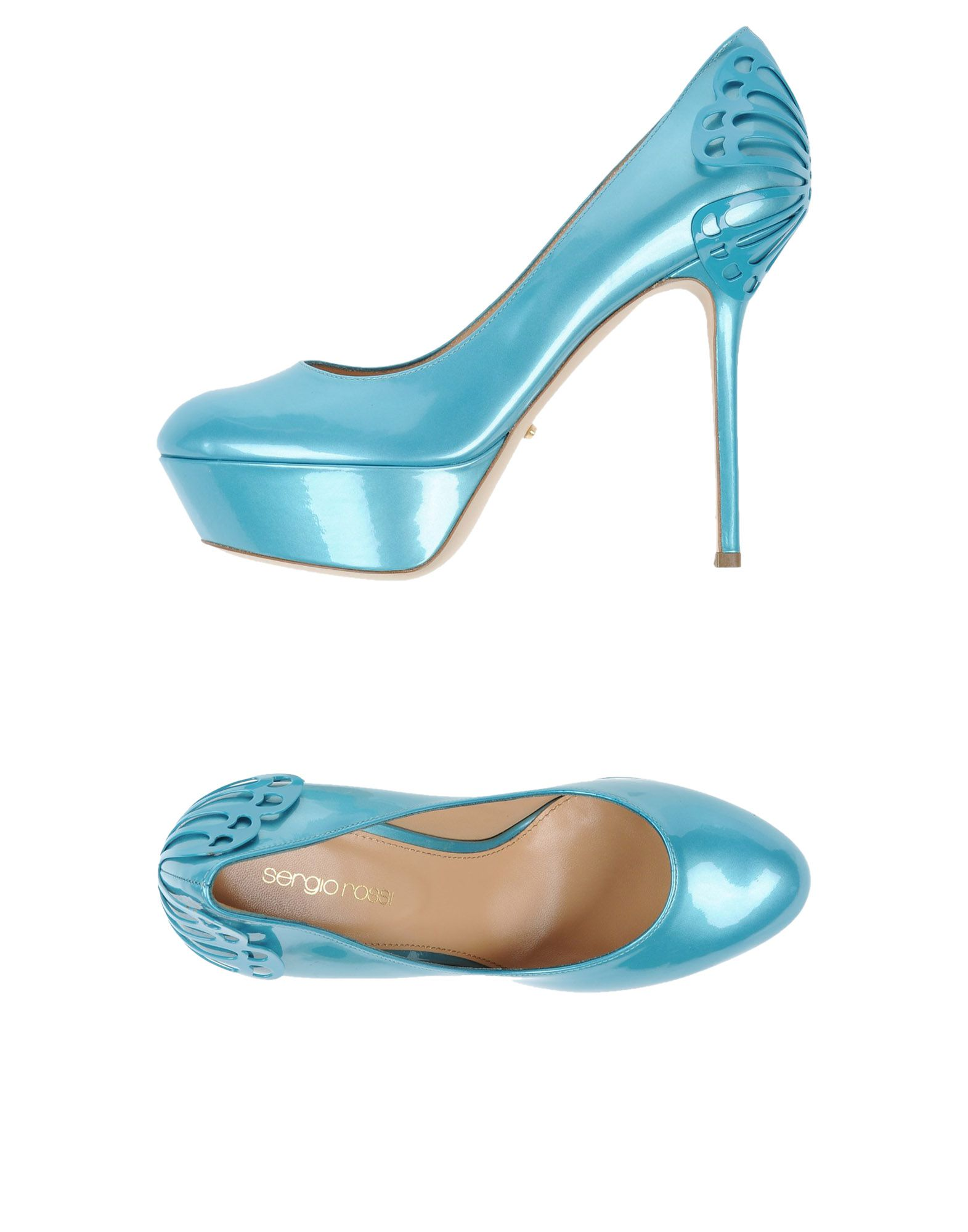 Sergio Rossi Pumps Damen  11285312INGünstige gut aussehende Schuhe