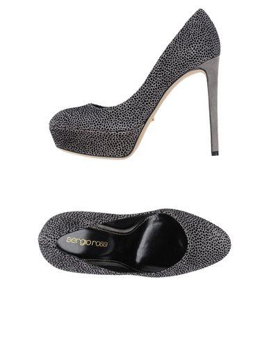Zapatos de hombre y mujer de de mujer promoción por tiempo limitado Zapato De Salón Alejandro Ingelmo Mujer - Salones Alejandro Ingelmo- 11359995CB Gris 9eca84