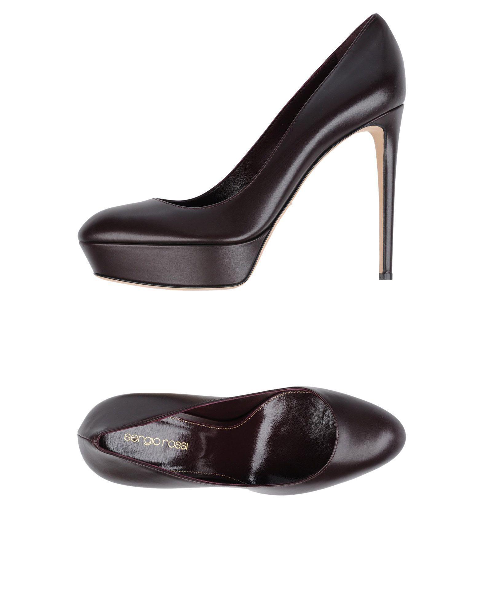 Sergio Rossi Pumps Damen  11285501WLGünstige gut aussehende Schuhe