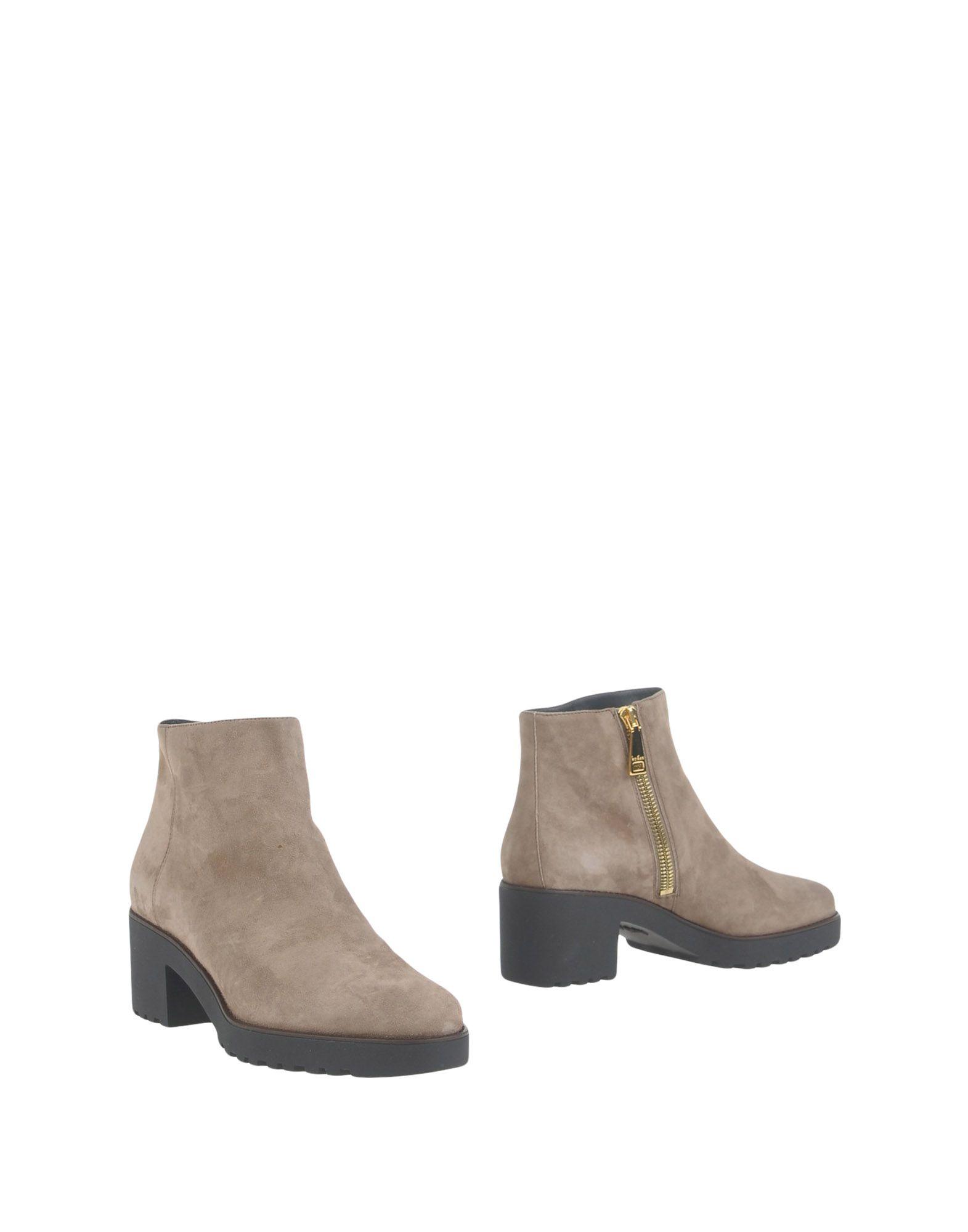 Rabatt Schuhe Hogan Stiefelette Damen  11285514NQ
